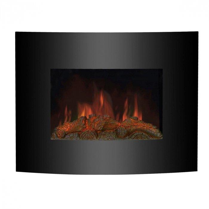 Настенный электрокамин с пультом Royal Flame Designe 650CGОчаги классические<br>Качественный электрический камин Royal Flame (Роял флейм) Designe 650CG с настенным вариантом размещения поразит каждого пользователя. Модель оснащена муляжами поленьев, которые невозможно отличить от натуральной древесины. Имитация пламени, производимая по запатентованной технологии, также не оставит сомнений, что перед вами настоящий камин. Дополняет эффект функция обогрева помещения.<br>Основные преимущества рассматриваемой модели электрического каминного очага от Royal Flame:<br><br>Настенный вариант передняя черная глянцевая панель, выполненная из высокотехнологичного пластика<br>Эффект топлива   дрова<br>LED- технология преобразовывает свет в искры<br>Качественные визуальные эффекты<br>Обогрев помещений небольшой площади<br>Экономное потребление электроэнергии<br>Индикатор состояния<br>Регулировка яркости пламени<br>Предохранительное устройство от перегрева<br>Подсветка: 2х40 Вт галогеновая лампа<br>Пульт дистанционного управления в комплекте<br>Камины электрические можно установить в любом жилище без специального разрешения, всего лишь соблюдайте технику безопасности, как с обычным электроприбором<br>Комплектация: обогреватель (электрокамин), инструкция, гарантийный талон, кронштейн для крепления, крепежи, пульт управления<br><br>Серия каминных очагов от известного производителя Royal Flame   это множество новых, еще более удобных в использовании, экономичных и качественных моделей. Запатентованная технология имитация горения пламени поражает своей правдоподобностью. В нашем онлайн каталоге вы найдете модели, предназначенные для комплектации порталов, встраиваемые топки и настенные модели, которые с легкостью выступают, как самостоятельный элемент декора помещения. Многие приборы способны не только украшать интерьер, но и обогревать помещения небольшой площади. <br><br>Страна: Китай<br>Мощность, кВт: 2,0<br>Пламя Optiflame: None<br>Эффект топлива: Дрова<br>Фильтр очистки воздуха: 