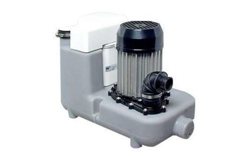 Канализационная установка SFA SANICOMКанализационные установки<br>Установите насосную мини-станцию SFA SANICOM и проблема плохого прохождения канализации в Вашем доме будет решена на долгие годы. Этот прибор при своих маленьких размерах имеет довольно высокую пропускную способность и за одну минуту способен прокачать более 130 литровсточных вод. Работает данный аппарат довольно тихо и без вибрации, поэтому установка насоса SFA SANICOM не может вызвать никакого дискомфорта.<br>Основные характеристики насосной станции:<br><br>Широкая сфера применения<br>Большая производительность<br>Предварительное измельчение загрязнений<br>Автоматическое слежение за уровнем воды<br>Бесшумный двигатель<br>Отсутствие вибрации<br>Легкий монтаж<br>Компактный размер<br>Современный дизайн<br><br>Санитарная насосная станция SFA предназначена для обустройства бесперебойной работы канализационной системы в частном доме, квартире или в любом помещении, где канализация проблемная или отсутствует вовсе. Этот прибор обеспечивает принудительную откачку воды из любой санитарной точки.&amp;nbsp;Этот прибор исключает самую частую проблему канализации, засоры, поскольку перед выводом сточных вод, этот насос измельчает твердые загрязнения &amp;ndash; это могут быть фекальные массы, туалетная бумага, волосы и любые другие твердые предметы, которые попали в ванную или умывальник.&amp;nbsp;<br>С помощью этого насоса можно оборудовать вполне полноценную систему канализации в доме, где таковая не предусмотрена: это оборудование отводит сточные воды на 10 метров по вертикали и 100 метров по горизонтали, причем, трубы отвода стока могут иметь изгибы, подниматься и опускаться на любой уровень. Такое довольно большое расстояние позволяет вывести канализационную трубу из дома прямиком в сточную яму.<br>В этом сани-насосе установлена фильтрационная система из активированного угля, благодаря которой удалось полностью избавиться от запаха во время работы принудительной канализации. А применение шумопоглощающих мат