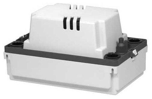 Канализационная установка SFA SANICONDENS PLUSКанализационные установки<br>Насосная станция SFA SANICONDENS PLUS поможет Вам в удалении конденсата от бытового и климатического оборудования. С использованием новейших технологий производителям удалось на 10 дБ(А) уменьшить шум, издаваемый насосом, а также устранить вибрацию, подаваемую на пол. Это сделало гораздо комфортнее использование этого насоса в жилых домах и маленьких квартирах.&amp;nbsp;<br><br>Основные характеристики насосной станции:<br><br>Предназначен для откачки конденсата<br>Устойчив к содержанию кислот в воде<br>Качает даже грязную воду<br>Материал изготовления - полипропилен<br>Большая производительность<br>Бесшумный двигатель<br>Отсутствие вибрации<br>Легкий монтаж<br>Компактный размер<br>Современный дизайн<br><br>Поверхностная конденсационная установка от компании SFA предназначена для принудительного отвода конденсата от холодильных витрин или камер, котлов климатических установок (кондиционеры, приточно-вытяжные или вентиляционные установки), а также бойлеров. Благодаря использованию специального материала для изготовления корпуса &amp;ndash; полипропилена &amp;ndash; этот прибор отлично справляется даже с кислотными остатками,&amp;nbsp; которые могут содержаться в воде.<br>Благодаря тому, что этот насос может отводить воду на большое расстояние, его можно установить вдали от стояка канализации, что дает большую гибкость при планировании отводящего трубопровода. Монтаж конденсационной насосной станции SFA возможен как напольный, так и настенный.&amp;nbsp;<br><br>Страна: Франция<br>Производитель: Франция<br>Назначение: Бытовое использование<br>диаметр откачивания, мм: 19/28/32/40<br>Max откачивание по вертикали, м: 4,5<br>Max откачивание по горизонтали, м: 50<br>Max необходимое давление, бар: None<br>Мощность, Вт: 60<br>Напряжение сети, В: 220 В<br>Max темп. жидкости, С: 35<br>Расход воды, л: 340<br>Режим работы, об/мин: 2800<br>Класс защиты: IP20<br>Габариты ВхШхГ, см: 277х160х146<br>Вес, кг: 2<br