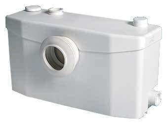 Канализационная установка SFA SANIPLUSКанализационные установки<br>SFA SANIPLUS &amp;ndash; это фекальный насос-измельчитель для принудительного отвод сточной канализации из туалета. Мощный двигатель прокачивает сточные массы на высоту до пяти метров по вертикали и на сто метров по горизонтали. Чтобы исключить возможность засора трубопровода, в этом насосе установлены специальные ножи, которые измельчают фекальные массы, туалетную бумагу и прочие загрязнения.&amp;nbsp;<br>Основные характеристики насосной станции:<br><br>Широкая сфера применения<br>Большая производительность<br>Предварительное измельчение загрязнений<br>Автоматическое слежение за уровнем воды<br>Бесшумный двигатель<br>Отсутствие вибрации<br>Легкий монтаж<br>Компактный размер<br>Современный дизайн<br><br>Насосная станция SFA предназначена для обустройства бесперебойной работы канализационной системы в частном доме, квартире или в любом помещении, где канализация проблемная или отсутствует вовсе. Этот прибор исключает самую частую проблему канализации, засоры, поскольку перед выводом сточных вод, этот насос измельчает твердые загрязнения &amp;ndash; это могут быть фекальные массы, туалетная бумага, волосы и любые другие твердые предметы, которые попали в унитаз или умывальник.<br>С помощью насоса-измельчителя SFA можно оборудовать вполне полноценную систему канализации в доме, где таковая не предусмотрена: это оборудование отводит сточные воды на 5 метровпо вертикали и 100 метров по горизонтали, причем, трубы отвода стока могут иметь изгибы, подниматься и опускаться на любой уровень. Такое довольно большое расстояние позволяет вывести канализационную трубу из дома прямиком в сточную яму.<br>В этом сани-насосе установлена фильтрационная система из активированного угля, благодаря которой удалось полностью избавиться от запаха во время работы принудительной канализации. А применение шумопоглощающих материалов позволяет сделать работу этого оборудования практически беззвучным &amp;ndash; уровень звука при 