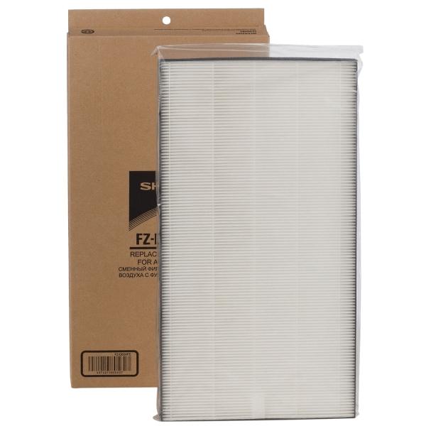 HEPA фильтр Sharp FZD60HFEФильтры и аксессуары<br>Sharp (Шарп) FZD60HFE   это HEPA-фильтр, являющийся сменным и предназначенным для фильтрации выходящего воздуха, а также очистки воздуха в помещении. Данный фильтр имеет класс ХЕПА, и поэтому он гарантирует удержание 99,5% пыли, пуха, перьев и прочего  мусора . Фильтр способен задерживать загрязнителей размером менее 0,3 микрокрон. Данный фильтр должен быть совместим с моделью KC-D61R этой же компании производителя. Данный фильтр, если верить Sharp, сделан из очень экологических и высококачественных материалов. Фильтр имеет небольшие габариты.<br><br>Страна: Япония<br>Площадь, кв.м.: None<br>Расход воздуха, куб.м/ч: None<br>Мощность, кВт: None<br>Шум, дБА: None<br>Вес, кг: 1<br>Габариты, мм: None<br>Гарантия: 1 год