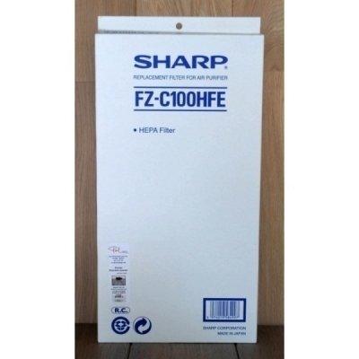 НЕРА фильтр  для очистителя воздуха Sharp FZ-C100HFEФильтры и аксессуары<br>Фильтры типа HEPA (High Efficiency Particulate Arrestance) разрабатывались специально для медицинских учреждений, где к качеству воздуха предъявляются повышенные требования.  Благодаря применению особого пористого материала на основе стекловолокна данный фильтр задерживает до 99,97 % содержащихся в воздухе мелкодисперсных инородных частиц: пыли, цветочной пыльцы, молекул неприятных запахов,   а также болезнетворных микроорганизмов (бактерий, вирусов, грибков, плесени).       Разработан специально для воздухоочистителя Sharp KC-C100E.<br> <br><br>Страна: Китай<br>Площадь, кв.м.: None<br>Расход воздуха, куб.м/ч: None<br>Мощность, кВт: None<br>Шум, дБА: None<br>Вес, кг: 1,0<br>Габариты, мм: None<br>Гарантия: 1 год