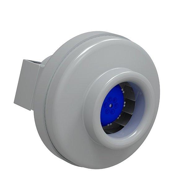 Вентилятор Shuft CFk 160 MAXВытяжки для ванной<br>Shuft CFk 160 MAX   это круглый канальный вентилятор с современной конструкцией корпуса, благодаря которой существенно облегчается обслуживание устройства. Модель выполнена из очень прочного материала, устойчивого как к низким, так и к высоким температурам, что расширяет сферу ее использования. Передовые технологии обеспечили снижение уровня создаваемого шума.<br>Особенности и преимущества:<br><br>корпус вентилятора разъемный, что значительно облегчает обслуживание, выполнен из особо прочного композиционного материала с температурой эксплуатации от -40С до +130 С. Однако помимо высоких эксплуатационных свойств, он также обладает пониженной звукопроводимостью, и это позволяет существенно снизить уровень шума при сохранении высоких показателей прочности корпуса изделия. Благодаря эффективному набору полезных характеристик подобный композиционный материал активно применяется в современном авиа   и автомобилестроении.<br>в конструкции корпуса использована технология рассекателей-завихрителей воздушного потока, что существенно повышает характеристику напора воздуха, позволяя поднять ее до рекордных 750 Па, превосходя конкурентные аналоги в среднем на 10%.<br>внутри корпуса установлены мощные мотор-колеса компании ZIEHL-ABEGG (Германия)   мирового лидера по производству рабочих колес для вентиляторов и вентиляторных секций. Каждое мотор-колесо имеет свой индивидуальный серийный номер и проходит балансировку непосредственно на немецком заводе. Многолетние традиции лидерства в данной сфере, жесткий контроль каждой технологической операции на производстве и сверхвысокие стандарты качества выпускаемых изделий гарантируют надежную работу и долгий срок службы вентилятора.<br><br>Двигатель вентилятора Shuft  CFk 160 MAX сбалансирован в двух плоскостях и имеет интегрированное температурное реле. Стоит отметить наличие шарикоподшипников, которые не нуждаются в техническом обслуживании профессионалов, что делает модель весьма привле