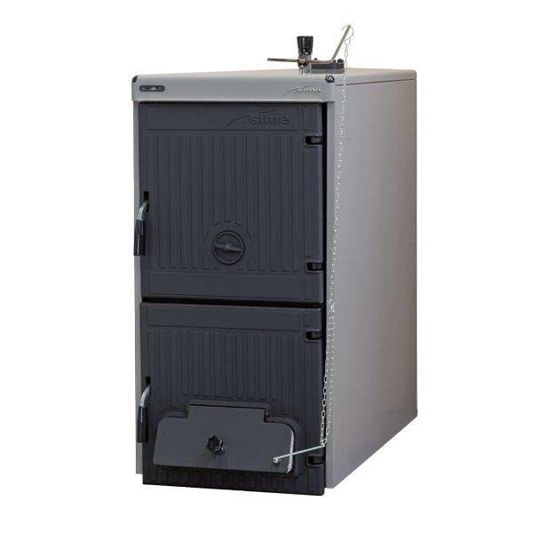 Котел Sime SOLIDA 6 EV50 кВт<br>Твердотопливный котел отопления Sime (Сайм) SOLIDA 6 EV   это надежное оборудование, которое для выработки тепла использует различные типы твердого топлива   например, уголь или дрова. Данный вид топлива на сегодняшний день является легкодоступным и экономически выгодным. Котел предназначен для создания эффективного и полностью автономного отопления в жилых или любых других сооружениях.<br>Особенности твердотопливных котлов оборудования от компании Sime серии SOLIDA:<br><br>Чугунный секционный котёл для работы на твёрдом топливе         <br>Широкий диапазон мощностей в зависимости от количества секций теплообменника     <br>Фронтальная загрузка топлива            <br>Большие двери упрощают процесс загрузки топлива и обслуживания камеры сгорания  <br>Специальная структура чугунных секций обеспечивает низкую эмиссию газов и сбалансированное горение твёрдого топлива        <br>Чугунный теплообменник изолирован слоем теплоизоляции на алюминиевой невоспламеняющейся основе              <br>Топливо для котла: каменный уголь, антрацит, кокс а также дрова               <br>Предназначен для работы в системах отопления с естественной или принудительной циркуляцией теплоносителя<br>Возможность подключения бойлера косвенного нагрева<br>Рациональная конструкция обеспечивает простоту монтажа и техобслуживания<br>В комплект котла входит: термостатический регулятор  Regulus , термометр, поддон для сбора золы<br>Поставляется в разобранном виде: чугунный теплообменник (в собранном виде) и облицовка котла.<br><br>Для эффективного обогрева жилых участков любой формы идеально подходят высокомощные твердотопливные котлы Sime серии SOLIDA. Все представленные модели были изготовлены из качественного и особопрочного чугуна, а также оборудованы удобной системой управления, что обеспечило высокую надежность котлов при работе в различных условиях и положительно повлияло на показатели их производительности.<br><br>Страна бренда: Италия<br>Производство: Италия<br>М