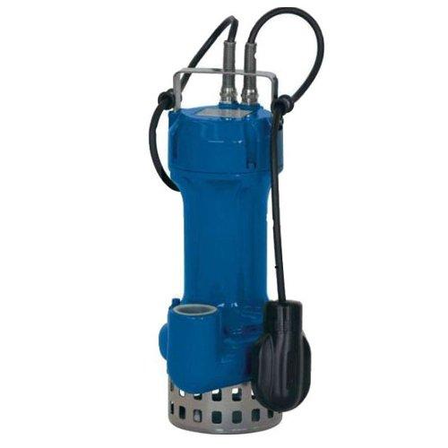 Фекальный насос Speroni ECM 75-DS350 л/мин<br>Фекально-дренажный насос погружного типа  Speroni (Сперони) ECM 75-DS  разработан для откачивания ливневых вод, котлованов или канализационных стоков, содержащих твердые примеси (например, камушки), размером до 35 миллиметров. Модель изготовлена из чугуна, который славится своей износоустойчивостью и высокой прочностью, обеспечивая долговечность работы оборудования.   <br>Основные преимущества рассматриваемой модели насоса от итальянского бренда Speroni:<br><br>Насос предназначен для продолжительной работы.<br>Выполнен с защитой от тепловой перегрузки.<br>Система постоянного контроля уровня жидкости.<br>Класс изоляции двигателя   F.<br>Класс защиты IP 68.<br>Ручка пластик.<br>Корпус двигателя: чугун.<br>Корпус насоса: Чугун.<br>Рабочее колесо: чугун.<br>Вал с ротором: Нержавеющая сталь AISI 304.<br>Всасывающий фильтр: нержавеющая сталь AISI 304.<br>Механическое уплотнение с масляной камерой: Кремний / Silicon / NBR.<br><br>Серия высокопроизводительных насосов различного назначения от популярнейшей итальянской торговой марки Speroni   это высокое качество материалов изготовления,  длительный и бесперебойный срок эксплуатации, а также доступная стоимость. Каждая модель прошла тестирование на производстве, отвечает всем требованиям и стандартам, принятым в данной области. При изготовлении продукции Speroni применяются высококлассные материалы, которые устойчивы к износу, что гарантирует длительный срок использования такого оборудования. Стоит отметить низкое потребление электричества, что сделало насосы рассматриваемого производителя энергоэффективными и выгодными для потребителя. <br><br>Страна: Италия<br>Производитель: Италия<br>Качество воды: Грязная<br>Производ. л/мин: 350<br>Max напор, м: 10<br>диаметр пропускаемых частиц, мм: 10<br>Max глубина погружения, м: 20<br>Мощность, Вт: 550<br>Напряжение сети, В: 220 В<br>Длина кабеля, м: 10<br>Реле сух. хода: Нет<br>Материал корпуса: Чугун<br>Min. диаметр выхода, : 1 1/2<br>M