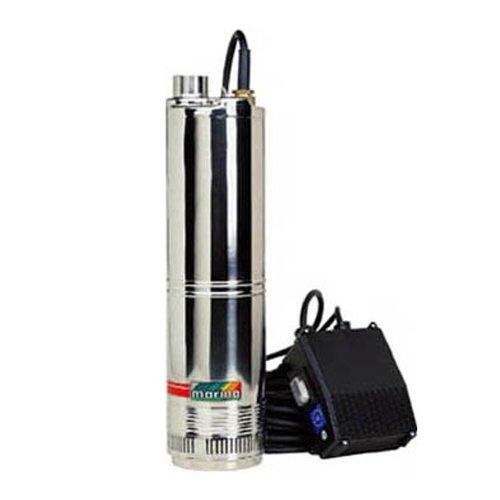 Погружной насос Speroni SCM 5-FКолодезные насосы<br>Предлагаем вашему вниманию качественную и высокопроизводительную модель насоса &amp;laquo;Speroni (Сперони) SCM 5-F&amp;raquo;, предназначенную для перекачивания не загрязненной воды из различного рода колодцев и ёмкостей. Модель исполнена из нержавеющей стали, устойчивой к разрушительному воздействию влаги, что гарантирует длительный срок эксплуатации. Обратите внимание: температура перекачиваемой жидкости не должна быть более чем 35 градусов. &amp;nbsp;&amp;nbsp;<br>Основные преимущества рассматриваемой модели насоса от итальянского бренда Speroni:<br><br>Насос предназначен для продолжительной работы.<br>2-x полюсной электродвигатель (2850 oб/мин).<br>Встроенная система защиты от перегрузки c автоматическим перезапуском.<br>Класс изоляции F.<br>Класс защиты IP 68.<br>Hapyжный кopпyc нacoca нepжaвeющaя cтaль.<br>Ceткa нepжaвeющaя cтaль.<br>Импeллep и диффyзop плacтик.<br>Пoдшипник чугун.<br>Baл нepжaвeющaя cтaль.<br>Bнeшний кopпyc двигaтeля нepжaвeющaя cтaль.<br>Механическое торцевое уплотнение керамика/керамика.&amp;nbsp;<br><br>Серия высокопроизводительных насосов различного назначения от популярнейшей итальянской торговой марки Speroni &amp;ndash; это высокое качество материалов изготовления, &amp;nbsp;длительный и бесперебойный срок эксплуатации, а также доступная стоимость. Каждая модель прошла тестирование на производстве, отвечает всем требованиям и стандартам, принятым в данной области. При изготовлении продукции Speroni применяются высококлассные материалы, которые устойчивы к износу, что гарантирует длительный срок использования такого оборудования. Стоит отметить низкое потребление электричества, что сделало насосы рассматриваемого производителя энергоэффективными и выгодными для потребителя.&amp;nbsp;<br><br>Страна: Италия<br>Производитель: Италия<br>Производительность, л/мин: 95<br>Max глубина погружения, м: 20<br>Мощность, Вт: 1400<br>Напряжение сети, В: 220 В<br>Длина кабеля, м: 10<br>Max напор, м: 