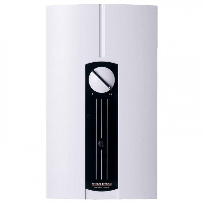 Водонагреватель Stiebel Eltron DHF 18 C18 кВт<br>&amp;nbsp;<br>Электрический проточный водонагреватель Stiebel Eltron DHF 18 C1 отличаются компактностью и экономичность. Представленная модель пользуется большой популярностью у владельцевквартир и коттеджей. Прибор отличается высокой мощностью, благодаря чему водонагреватель может обслуживать сразу несколько водоразборных точек.<br>&amp;nbsp;<br>Основные характеристики представленной модели:<br><br>проточный водонагреватель напорного (закрытого) типа может обеспечивать нагретой водой один или более водоразборных узлов;<br>управляется напором воды (гидравлическое управление). На выходе из аппарата температура регулируется напором при помощи смесителя;<br>все детали прибора, взаимодействующие с водой, нагревательный элемент (ТЭН) и колба сделаны из меди;<br>водонагреватель имеет 2 режима мощности (полная и половинная). Переключение происходит с помощью переключателя на передней панели;<br>водонагреватель не боится низкого давления;<br>предохранительный температурный ограничитель;<br>максимальное рабочее давление 10 бар (атмосфер), минимальное &amp;mdash; 1 бар (атмосфер);<br>класс защиты корпуса IP 24;<br>водонагреватель можно устанавливать рядом с местом пользования &amp;mdash; в кухне или душе;<br>диаметр подключения магистрали холодной и горячей воды &amp;mdash; 1/2&amp;rdquo; (наружная резьба).<br><br>&amp;nbsp;<br>Stiebel Eltron &amp;ndash; это группа компаний, которая на сегодняшний день является одним из лидеров в индустрии климата и горячего водоснабжения. Для производства своей продукции компания используется инновационный подход, но оставаясь верными своим традициям. Stiebel Eltron постоянно совершенствует свою продукцию, учитывая пожелания пользователь, благодаря чему семейство водонагревателей Stiebel Eltron DHF отличается качеством, безопасностью и комфортом.<br><br>Страна: Германия<br>Производитель: Германия<br>Темп. нагрева, С: 45<br>Способ нагрева: электрический<br>Производительность: 4,5 л/мин.<br>Мощн
