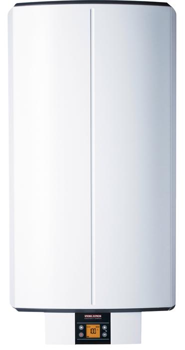 Электрический накопительный водонагреватель Stiebel Eltron SHZ 100 LCD100 литров<br>Электрический накопительный водонагреватель Stiebel Eltron SHZ 100 LCD имеет удобную клавиатуру на цифровом блоке управления, с помощью которой можно точно задавать необходимую температуру. Кроме того, представленный прибор оснащен ЖК-дисплеем, который выводит информацию о функционировании оборудования, текущих настройках, потребления электроэнергии и т.д. Stiebel Eltron SHZ 100 LCD идеально подойдет для использования в качестве основного источника горячей воды.<br>Основные характеристики представленной модели:<br><br>для изготовления внутреннего накопительного бака используется двухмиллиметровая сталь со слоем специальной эмали anticor;<br>оснащен сменным антикоррозийным анодом, который обеспечивает надежную защиту бака от коррозии;<br>предусмотрена возможность смены антикоррозийного анода без необходимости снимать нагревательный фланец с ТЭНами;<br>оснащен полиуретановой теплоизоляцией, экологически безопасной и высокоэффективной;<br>предусмотрена возможность ограничивать максимальную температуру нагрева воды - 35/55/60/65 С;<br>оснащен предохранительным ограничителем температуры;<br>удобный слив воды обеспечивается при помощи сливного вентиля (заглушки);<br>класс защиты IP 25 обеспечивает надежную защиту корпуса от струй воды;<br>может функционировать при максимальном давлении 6 бар (атмосфер);<br>при производстве водонагревателей накопительного типа Stiebel Eltron используется технология profi-rapid;<br>диаметр наружной резьбы при подключении магистрали горячей и холодной воды составляет - G 1/2;<br>прибор имеет компактные размеры и элегантный дизайн.<br><br>При разработке водонагревательных приборов линейки  SHZ LCD известная немецкая компания Stiebel Eltron применяет новейшие технологии, что благоприятно сказывается на безопасности и долговечности продукта, а также гарантируют эффективную работоспособность водонагревателей. Стоит также отметить, что приборы выполнены в стильном