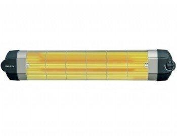 Инфракрасный обогреватель Sunny 17002 кВт<br>&amp;nbsp;<br>&amp;nbsp; &amp;nbsp; Инфракрасный обогреватель&amp;nbsp;Sunny 1700, разработан специально для обеспечения направленного (точечного) обогрева полуоткрытых, открытых и закрытых пространств, площадью 17 квадратных метров. Прибор имеет возможность регулировки мощности, а так же функцию быстрого выхода на максимальную температуру, благодаря чему обеспечивается качественный и эффективный обогрев. Обогреватель широко применяется в летних кафе, строительных бытовках, временных объектах. &amp;nbsp;Максимальная мощность обогревателя 1,7 кВт.<br>&amp;nbsp;<br><br>Основные характеристики модели:<br>&amp;nbsp;<br><br><br>экономичность;<br>мгновенный обогрев (уже через 30 секунд после включения);<br>отсутствие процесса сжигания кислорода;<br>отсутствие головной боли при эксплуатации прибора;<br>предотвращение сырости;<br>высокий ресурс нагревательного элемента (12 000 часов);<br>возможность отапливать открытые и полуоткрытые площадки, помещения с высокими потолками или часто открывающимися окнами и дверями;<br>простота в монтаже и эксплуатации;<br>настенная установка, возможность использования на телескопической ножке;<br>стильный дизайн;<br>бесшумность.<br><br>&amp;nbsp;<br><br><br>&amp;nbsp;<br>&amp;nbsp;<br><br>Страна: Турция<br>Мощность, кВт: 1,7<br>Площадь, м?: 17<br>Регулировка мощности: Да<br>Тип установки: Стена/Пол<br>Отключение при перегреве: Нет<br>Пульт: Нет<br>Габариты ШВГ, см: 16х86х10<br>Вес, кг: 3<br>Гарантия: 1 год<br>Ширина мм: 160<br>Высота мм: 860<br>Глубина мм: 100