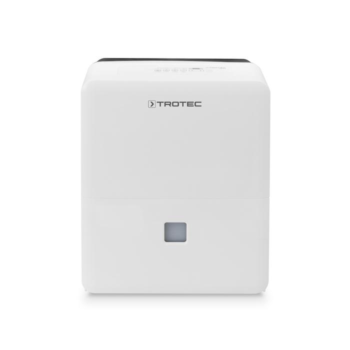 Осушитель воздуха TROTEC TTК 96Е30 литров<br>Trotec TTK 96E&amp;nbsp; представляет собой производительный бытовой осушитель воздуха, который будет эффективным помощником в поддержании оптимального влажностного уровня. Применяться устройство может в самых разнообразных помещениях, объем которых не превышает 230 куб.м. Осушитель выполнен в устойчивой конструкции, оснащен функциональной, но совершенно понятной управляющей панелью. Сбор жидкости гаджет производит во встроенных трехлитровый бак, о заполнении которого сообщает соответствующий индикатор.<br>Особенности и преимущества конденсационных бытовых осушителей воздуха TROTEC серии TTK:<br><br>Автоматическое управление процессом осушения.<br>Удобные функции.<br>Высокая мощность осушения.<br>Защита от перенаполнения с автоматическим выключением.<br>Функция таймера и программирования.<br>Двухступенчатый вентилятор.<br><br>Современный стильный дизайн, компактная конструкция и небольшой вес, высокая производительность и низкие шумовые показатели &amp;ndash; это далеко не исчерпывающий список преимуществ конденсационных бытовых осушителей серии &amp;laquo;TTK&amp;raquo; от немецкой торговой марки TROTEC. Стоит отметить, что все агрегаты линейки выполнены из первоклассных комплектующих, а сборка воздухоосушителей производится в Германии на собственных заводах компании. Благодаря такому подходу производитель может гарантировать отличное качество своего оборудования.<br><br>Страна: Германия<br>Производитель: Германия<br>Площадь, м?: 90<br>Осушение, л/с: 30<br>Емкость бака, л: 3,0<br>Отвод дренажа: Сбор в бак<br>Уровень шума,  Дба: 52<br>Мощность, Вт: 460<br>Гигростат: Нет<br>Гигрометр: Нет<br>Габариты ВхШхГ, см: 50x38,6x26<br>Вес, кг: 16<br>Гарантия: 1 год<br>Ширина мм: 386<br>Высота мм: 500<br>Глубина мм: 260
