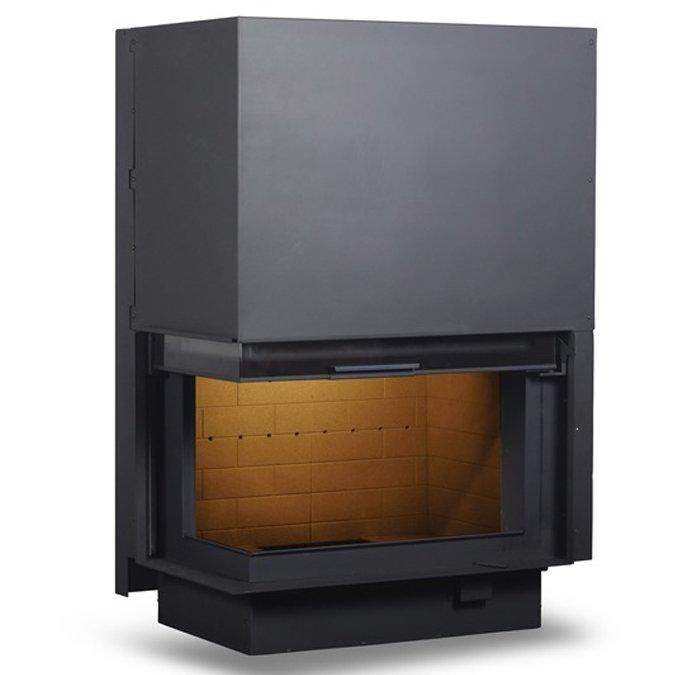 Камин Technical PanTech 90 EVO CG (R/L) LDТопки<br>Ультрасовременная топочная камера PanTech 90 EVO CG (R/L) LD от Technical оснащена двойным панорамным стеклом с огнеупорными свойствами, которое способно оставаться прозрачным во время всего процесса горения дерева внутри камеры. Данная модель топки изготовлена из особой стали, отличающейся высокой прочностью, что делает устройство устойчивым ко времени и износу.<br>Особенности и преимущества стальных топок серии PanTech EVO от компании Technical:<br><br>Топка беспрерывного обогрева (обеспечивает, при определенных условиях, тепло в течение 12-15 часов, только с одной закладкой древесины.<br>Высокая эффективность   малая затрата топлива.<br>Низкий выброс вредных веществ   более чистый воздух.<br>Прекрасное качество и надежность.<br>Новейший венгерский дизайн и производственная технология.<br>КПД и производительность: Для получения отличной эффективности, производительности и экологической чистоты топки содержат большие поверхности рассеивания тепла, система ЭКО и EcoPlus, встроенный шибер и чугунный дефлектор.<br>Срок эксплуатации: Длительный срок эксплуатации обеспечивается толщиной стенок топок, которая гарантирует бесперебойную работу и являются результатом 20-летнего опыта работы инженеров.<br>Дизайн: Большие поверхности с традиционной или NERO системой (внешнее декоративное стекло, которое придает камину современный вид).<br><br>Базовая конструкция:<br><br>система двойного стекла;<br>кирпичный (шамотный) или вермикулитовый вкладыш;<br>внешняя, вторичная и третичная подача воздуха (может быть построена в экодомах).<br><br><br>PanTech EVO   это новейшие топочные камеры от компании Technical. Конструкция этих устройство предусматривает большую площадь теплоотдачи, а также системы вторичного и третичного дожига. Все это обеспечивает просто невероятную степень энергоэффективности топок. Стоит также отметить, что все модели производятся в Венгрии, проходят тщательное тестирование и соответствуют всем необходимым между
