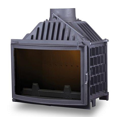 Камин Technical PanTherm 68 PanoramaТопки<br>Современная топочная камера PanTherm 68 Panorama от Technical выполнена из высокопрочного чугуна и имеет особую толщину всех стенок конструкции, что гарантирует невероятную надежность в работе и производительную эксплуатацию по прошествии долгого времени. Топка также имеет встроенную современную систему самоочистки, позволяющей сохранять прозрачность панорамного стека в процессе работы.<br>Особенности и преимущества чугунных топок серии PanTherm от компании Technical:<br><br>Высокая эффективность   малая затрата топлива.<br>Низкий выброс вредных веществ   более чистый воздух.<br>Прекрасное качество и надежность.<br>Новейший венгерский дизайн и производственная технология.<br>КПД и производительность: Для получения отличной эффективности, производительности и экологической чистоты топки содержат большие поверхности рассеивания тепла, система ЭКО и EcoPlus, встроенный шибер и чугунный дефлектор.<br>Срок эксплуатации: Длительный срок эксплуатации обеспечивается толщиной стенок топок, которая гарантирует бесперебойную работу и являются результатом 20-летнего опыта работы инженеров.<br>Дизайн: Большие поверхности с традиционной или NERO системой (внешнее декоративное стекло, которое придает камину современный вид).<br><br>Дополнительные опции:<br><br>Подключение притока внешнего воздуха.<br>Приток вторичного воздуха ECO (вторичный дожиг)<br>Регулировка притока вторичного воздуха Full Air control/ECO+(вторичный дожиг с полной регулировкой).<br>Двери рамка: хром или антик, двойное стекло.<br>Двери в цвете латуни или антика.<br>Возможность, четырехстронного, простого, панорамного или, призматическего стекла.<br>Декор двери рамка- хром двери в цвете латуни или антика, хром или двери в латуни.<br><br><br>Чугунные топочные камеры PanTherm от венгерского бренда Technical   идеальный выбор для тех, кто в первую очередь ценит надежность. Эти устройства выполнены из высококачественного материала цельнолитым способом с очень толстыми сте