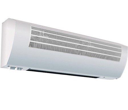 Электрическая тепловая завеса Termica EAC-66 кВт<br>Тепловая электрическая воздушная завеса Termica EAC-6 предназначена для сохранения комфортных климатических условий в помещениях с большой проходимостью людей. Завеса предотвращает охлаждение помещений в зимнее время, а также нагрев   в летнее. Кроме того, завеса не позволяет пыли и неприятному запаху попадать внутрь. Также необходимо упомянуть, что прибор работает тихо, экономичен в расходе электрической энергии и очень удобен.<br><br>Преимущества воздушных тепловых завес от компании Termica:<br><br>Три режима воздушного потока (холодный, теплый, горячий); <br>Высокая производительность;<br>Защитное устройство, отключающее питание в случае перегрузки; <br>Защита от перегрева; <br>Нагревательный стич-элемент; <br>Выключатели со световым индикатором; <br>Управление осуществляется при помощи клавиш; <br>Антикоррозионное покрытие корпуса;<br>Современный дизайн; <br>Диапазон регулировки +5 С - +30 С; <br>Класс электрозащиты I; <br>Поддержание температуры - автоматическое; <br>Лаконичный современный дизайн;<br>Производство: Россия.<br><br>Серия воздушных тепловых электрических завес AC была разработана компанией Termica для установки в дверных и оконных проемах, где приборы разграничивают внешнюю и внутреннюю среду. Данная линейка представлена моделями мощностью от трех до двенадцати киловатт, причем для девяти и двенадцати киловаттных моделей предусмотрено дистанционное управление посредством пульта. Одна от отличительных особенностей семейства   нагревательный стич-элемент, который заменен на ТЭН только в самой мощной модели. Устанавливаются воздушные тепловые завесы горизонтально над проемом. Стоит отметить, что оборудование Termica   это настоящее немецкое качество, надежность и долговечность. Техника под этим брендом уже успела зарекомендовать себя исключительно с лучшей стороны.<br><br>Страна: Россия<br>Производитель: Россия<br>Тип: Электрическая<br>Термостат в комплекте: Да<br>Расход воздуха, мsup3;/ч: None<br>Ma