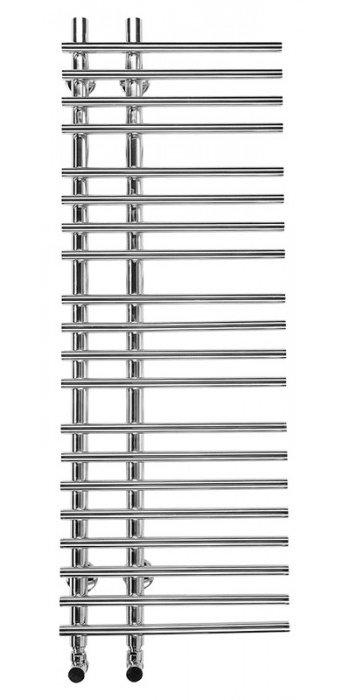 Водяной полотенцесушитель Terminus Астра 100x930Лесенка<br>&amp;nbsp;&amp;laquo;Terminus (Терминус) Астра 100x930&amp;raquo; &amp;ndash; это полотенцесушитель, который придется по вкусу даже самому притязательному пользователю. Качественные материалы изготовления гарантируют длительный срок использования с сохранностью первозданного облика. Полировка нового поколения наделила поверхность полотенцесушителя роскошным зеркальным блеском, что удачно впишется в интерьер любого стиля. &amp;nbsp;<br>Главные особенности рассматриваемой модели водяного полотенцесушителя от отечественного бренда TERMINUS:<br><br>Стильный внешний облик украсит ванную комнату.<br>Разработан для сушки изделий из текстиля.<br>Абсолютная безопасность эксплуатации.<br>Технология нового поколения методом лазерной сварки &amp;ndash; особая прочность сварного шва.<br>Для полировки поверхности используется самое современное оборудование европейского производства, что позволяет добиваться зеркального качества поверхности (12 класс чистоты).<br>Собственная запатентованная технология IRON CONNECT позволяет изготавливать полотенцесушители уникального дизайна методом контактно-рельефной сварки.<br>В производстве применяются трубы, толщина стенок которых составляет не менее 2-х мм, что гарантирует десятикратный запас прочности, защиту от коррозии и устойчивость к резким перепадам давления в системе ГВС.<br>Минимальный срок службы изделий составляет 30 лет.<br>10 лет гарантии от производителя.<br>Обратите внимание: фитинги в комплекте не идут.<br><br>Семейство полотенцесушителей &amp;laquo;Астра&amp;raquo; от российской торговой марки Terminus представлено пятью моделями разного размера, где каждый сможет подобрать изделие, подходящее для установки в его ванную комнату. Все модели исполнены в невероятно стильном дизайне. Подключение устройств осуществляется к существующей системе отопления или горячего водоснабжения. Максимальная температура теплоносителя не должна превышать 110 градусов.<br><br>Страна: Росси
