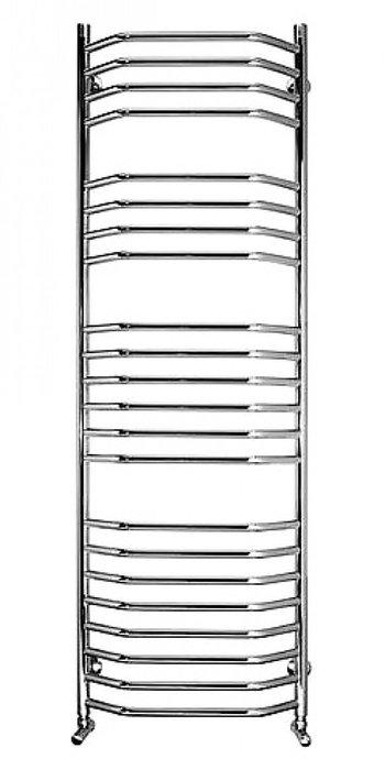 Водяной полотенцесушитель Terminus Виктория Люкс 500x830Лесенка<br>Великолепно исполненный полотенцесушитель Terminus (Терминус) Виктория Люкс 500x830 способен искусно дополнить собой интерьер любой ванной комнаты, а благодаря компактным установочным размерам &amp;ndash; даже с небольшой площадью.&amp;nbsp; Изящный внешний облик, устойчивый к состариванию и высокая эффективность в работе изделия придутся по душе каждому пользователю.<br>Главные особенности рассматриваемой модели водяного полотенцесушителя от отечественного бренда TERMINUS:<br><br>Серия товаров &amp;laquo;Люкс&amp;raquo;.<br>Эксклюзивный дизайн и превосходное качество.<br>Разработан для сушки изделий из текстиля.<br>Абсолютная безопасность эксплуатации.<br>Технология нового поколения методом лазерной сварки &amp;ndash; особая прочность сварного шва.<br>Для полировки поверхности используется самое современное оборудование европейского производства, что позволяет добиваться зеркального качества поверхности (12 класс чистоты).<br>Собственная запатентованная технология IRON CONNECT позволяет изготавливать полотенцесушители уникального дизайна методом контактно-рельефной сварки.<br>В производстве применяются трубы, толщина стенок которых составляет не менее 2-х мм, что гарантирует десятикратный запас прочности, защиту от коррозии и устойчивость к резким перепадам давления в системе ГВС.<br>Минимальный срок службы изделий составляет 30 лет.<br>10 лет гарантии от производителя.<br>Обратите внимание: фитинги в комплекте не идут.<br><br>Виктория Люкс от Terminus &amp;ndash; это водяные полотенцесушители нового поколения, которые привнесут в интерьер вашей ванной комнаты невероятный стиль и комфортную атмосферу тепла и уюта. Серия представлена пятью моделями разной высоты с различным количеством греющих секций. Модели исполнены из нержавеющей стали зеркальным блеском поверхности. Максимальная температура теплоносителя составляет 110 градусов, при давлении в 9 атм.<br><br>Страна: Россия<br>Производитель: Россия