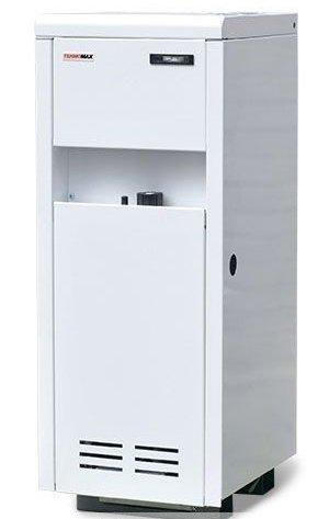 Котел TermoMax16 кВт<br>С моделью отопительного котла TERMOMAX-А 16Е пользователи будут обеспечены теплом, не затрачивая при этом избыточно много топлива.<br>Благодаря компактным размерам, лаконичному дизайну и универсальной установке оборудования, прибор можно разместить в любом месте, где он будет наиболее уместным, а расположение   наиболее комфортным.<br>Независимость от подключения к электросети расширяет возможности эксплуатации устройства.<br>Особенности прибора:<br><br>Не требует специально отведенного дымохода<br>Открытая камера сгорания<br>Низкое потребление топлива<br>Не требует подключения к электросети<br>Естественная циркуляция теплоносителя<br>Автоматика производства итальянского концерна SIT<br>Горелка POLIDORO<br>Теплообменник изготовлен из высококачественной стали<br>Толщина стенок бака теплообменника составляет 2 мм<br>Универсальное (лево- и правостороннее) подключение к отопительной системе<br>Высокая степень безопасности и надежности<br>Срок службы котла   не менее 14 лет<br>Простота в управлении<br>Компактные размеры<br>Аккуратный, лаконичный дизайн<br><br>Газовые котлы серии TermoMax A-E предназначены для обеспечения экономичного и при этом эффективного функционирования системы отопления в жилом, офисном, торговом или помещении другого типа назначения. Приборы отличаются высокой безопасностью и надежностью, благодаря высокому качеству рабочих узлов и материалов, используемых при изготовлении оборудования.  <br>Естественная циркуляция теплоносителя по отопительной системе позволяет использовать прибор независимо от работы электросети. Это может служить гарантом стабильности работы оборудования, что особенно важно для районов, где случаются перебои с электроснабжением.<br>Универсальная установка прибора и подводка патрубков системы отопления (левосторонняя или правосторонняя) позволяют выбирать наиболее удобное для пользователя место расположения устройства.<br>Компактные размеры котла дают возможность сэкономить свободное пространство в помещен