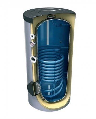 Бойлер косвенного нагрева Tesy EV 13S 1000 105 F44 TPСвыше 500 литров<br>    EV 13S 1000 105 F44 TP   это современный и очень вместительный электрический напольный водонагреватель накопительного типа от одного из ведущих производителей бытовой и коммерческой климатической техники   компании Tesy из Болгарии. Водонагреватель оборудован встроенным теплообменником, что максимально повышает эффективность нагрева воды, а также поддержание температуры воды в емкости бойлера. Анодная защита не позволит образоваться коррозии на внутренней поверхности резервуара, а также защитит теплообменник. Для легкости смены анода предусмотрен специальный фланец, обеспечивающий доступ к внутренней части водонагревателя.<br>Основные характеристики представленной модели электрического водонагревателя:<br><br>Напольный, вертикальный исполнения.<br>Стальной бак, покрытый эмалью высокого качества.<br>Один встроенный теплообменник.<br>Высокоэффективная CFC FREE пенополиуретановая изоляция_ толщиной 50 мм.<br>Анодный протектор.<br>Улучшенный, еще более удобный и стильный дизайн.<br>Кожух, выполненный из поливинилхлорида.<br>Наружный индикатор температуры.<br>Вход для рециркуляции<br>Водонагреватель оснащен датчиком температуры.<br>Удобный фланец для доступа к внутренним составляющим водонагревателя.<br>Нержавеющий электрический нагревательный элемент.<br>Надежная электрическая часть, соответствующая европейским требованиям качества.<br>Срок гарантии: 5 лет на водонагревательное оборудование, 2 года на электрические составляющие водонагревателя.<br><br>    Линейка напольных водонагревателей от известной компании Tesy из Болгарии   это широкий выбор моделей, которые имеют стильный и современный эргономичный дизайн, различающиеся только емкостью бака   от 160 до 1500 литров, что позволит подобрать водонагреватель абсолютно любому, кто решил оборудовать свой дом или коттедж автономной системой ГВС. Все приборы линейки имеют встроенный теплообменник, благодаря которому увеличена эффективность работы