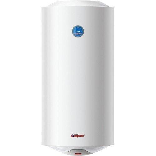 Электрический накопительный водонагреватель Thermex100 литров<br>Thermex (Термекс) ER 100V SilverHeat   это электрический водонагреватель с традиционный круглым баком, разработанный известным российским брендом. Модель вмещает до ста литров воды, отлично защищена от коррозии, укомплектовано греющим элементом с большим ресурсом работы. Гидравлическое управление обеспечивает комфорт ксплуатации водонагревателя.<br>Основные характеристики представленной модели:<br><br>Серия Champion - баки классической круглой формы;<br>Водонагреватели большого объема покрыты эпоксидной эмалью (корпус);<br>Малолитражные водонагреватели (объемом до30 л) выполнены из ABS-пластика (корпус);<br>Внутренний бак из биостеклофарфора;<br>Серебряный нагревательный элемент;<br>Антибактериальные свойства ТЭНа;<br>Быстрый нагрев воды   мощность ТЭНа 1500 Вт;<br>Капиллярный термостат безопасности;<br>Наружный терморегулятор;<br>Термометр с небьющейся крышкой из ABS пластика;<br>Используется технология нанесения покрытия   BIO-Glasslined;<br>Уникальная технология Thermex нанесения покрытия внутреннего бака (покрытие внутренней поверхности биостеклофарфором);<br>Собственная технология Thermex по проверке качества внутреннего покрытия;<br>Защита от коррозии   магниевый анод увеличенной массы;<br>Защита от быстрого остывания воды   теплоизоляция из пенополиуретана высокой плотности;<br>Высокий уровень безопасности   5 ступеней;<br>Наличие предохранительного клапана в комплекте.<br><br>     Thermex   это ведущий европейский специализированный производитель водонагревательного оборудования. Компания существует уже более 60 лет. На данный момент Thermex выпускает 2 миллиона водонагревателей в год и получил признание в 160 странах мира. Водонагреватели Thermex   это гарантия качества и надежной работы. <br><br>Страна: Россия<br>Производитель: Россия<br>Способ нагрева: Электрический<br>Нагревательный элемент: Трубчатый<br>Объем, л: 100<br>Темп. нагрева, С: 70<br>Мощность, кВт: 1,5<br>Напряжение сети, В: 220 