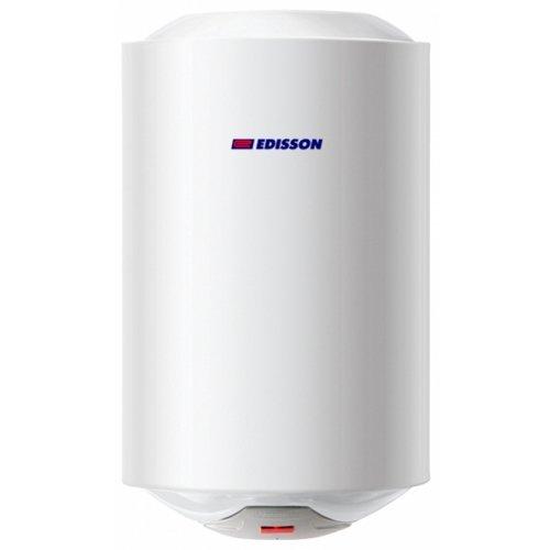 Электрический накопительный водонагреватель на 80 литров Edisson ER 80 V80 литров<br>Электрический накопительный водонагреватель на 80 литров EDISSON (ЭДИССОН) ER 80 V   прекрасный выбор для дома. Передовая комплектация устройства включает в себя также систему защиты, которая обеспечивает его надежность и полную безопасность во время использования. В отличие от проточных моделей, может обеспечить большой объем горячей воды единовременно. <br><br>Страна: Великобритания<br>Производитель: Китай<br>Способ нагрева: Электрический<br>Нагревательный элемент: Трубчатый<br>Объем, л: 80<br>Темп. нагрева, С: None<br>Мощность, кВт: 1,5<br>Напряжение сети, В: 220 В<br>Плоский бак: Нет<br>Узкий бак Slim: Нет<br>Магниевый анод: Да<br>Колво ТЭНов: 1<br>Дисплей: Нет<br>Сухой ТЭН: Нет<br>Защита от перегрева: Да<br>Покрытие бака: Биостеклофарфор<br>Тип установки: Вертикальная<br>Подводка: Нижняя<br>Управление: Гидравлическое<br>Размеры ШхВхГ, см: 45x80x46<br>Вес, кг: 23<br>Гарантия: 1 год<br>Ширина мм: 450<br>Высота мм: 800<br>Глубина мм: 460