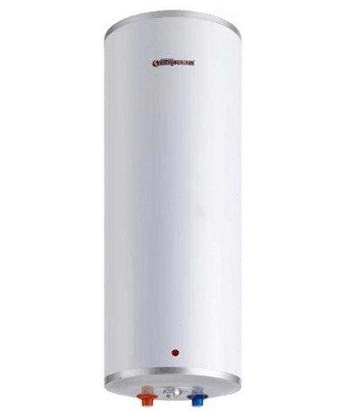 Водонагреватель Thermex IU 30 V30 литров<br>Накопительный водонагреватель THERMEX IU 30 V оснащен тридцати литровым баком и сможет удовлетворить потребности в горячей воде одного человека. Кроме того, такой прибор станет отличным резервным источником горячей воды при регулярных перебоях в центральной системе ГВС. Стоит отметить, что компания-производитель позаботилась о хорошей защите накопительной емкости и гарантирует продолжительную работу прибора.<br>Особенности и преимущества накопительных водонагревателей серии ULTRA SLIM от компании THERMEX:<br><br>Технология сварки G.5 - надежная защита сварных швов от коррозии.;<br>Магниевый анод для защиты от коррозии;<br>Внутренний бак из аустенитной нержавеющей стали;<br>Двойной нагревательный элемент обеспечивает ускоренный нагрев воды;<br>Диаметр бака всего 27 см, что позволяет поместить прибор даже в саму узкую нишу;<br>Система самоочистки внутреннего бака без демонтажа, разборки прибора и слива из него воды;<br>Автоматическое защитное отключение гарантирует экономию электроэнергии;<br>Предохранительный клапан;<br>Наружный терморегулятор обеспечивает простоту регулирования температуры;<br>Термоизоляция из высокоплотного пенополиуретана уменьшает теплоотдачу,<br>тем самым экономит электроэнергию<br>Удобное механическое управление;<br>Диаметр присоединительных патрубков (дюймы): &amp;frac12;&amp;rdquo;;<br>В комплект поставки входит: предохранительный клапан, крепежная анкера, электрический шнур;<br>Компактный круглый дизайн;<br>Гарантия: на внутренний бак 7 лет, на электрические элементы 1 год.<br><br>Если вам надоели постоянные отключения горячей воды или же система ГВС вообще не предусмотрена в вашем доме, то стоит приобрести водонагревательный прибор, который сможет полностью удовлетворить ваши нужды. Российская компания THERMEX разработала отличное решение таких проблем: накопительные водонагреватели серии ULTRA SLIM, выполненные в узком компактно дизайне. Семейство представлено тремя моделями разного объема, поэто