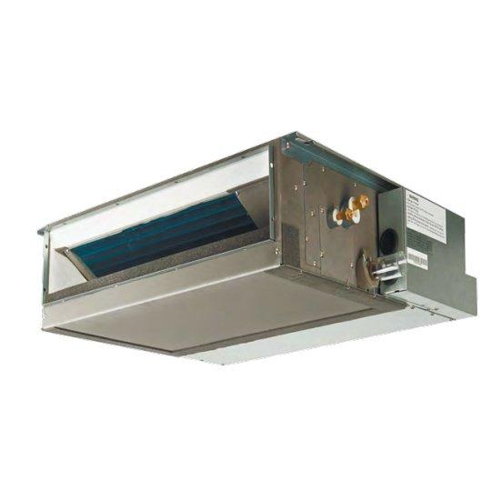 Канальный кондиционер Timberk AC TIM 48LC DT514 кВт - 48 BTU<br>Канальная передовая сплит-система модели Timberk (Тимберк) AC TIM 48LC DT5 была изготовлена из высококачественных и экологичных материалов, надежно защищена от воздействия коррозии и характеризуется минимальными потерями энергии и отличной рабочей эффективность. Представленная модель идеально послужит на объектах самых разных типов, а также осуществит качественную вентиляцию.<br>Особенности и преимущества кондиционеров Timberk представленной серии:<br><br>Дополнительная защита от протечки конденсата<br>Скрытая установка под потолком<br>Возможность охлаждения одновременно нескольких помещений<br>Интенсивный режим работы TURBO<br>Автоматический режим работы Intellect Auto<br>Ночной режим работы Night Care<br>Повышенная надежность и срок службы<br>Автоматический перезапуск<br>Anti Rust: антикоррозийное покрытие внешнего блока<br><br>Timberk представляет передовые высокомощные полупромышленные кондиционеры серии City, включающей в себя модели нескольких видов, что позволяет покупателю подобрать оборудование согласно условиями эксплуатации и требованиям к форме и эффективности кондиционера. Все устройства исполнены их очень качественных передовых материалов, устойчивых к агрессии внешней среды.<br><br>Страна: Швеция<br>Охлаждение, кВт: 14.0<br>Обогрев, кВт: 15.5<br>Компрессор: Не инвертор<br>Площадь, м?: 140<br>Потребляемая мощность охлаждения, Квт: 4.87<br>Потребляемая мощность обогрева, Квт: 5.13<br>Воздухообмен, мsup3;/ч: 2400<br>Осушение, л/час: None<br>Вес внутр. блока, Кг: 52<br>Габариты внут. блока, ВШГ: 1250x785x290<br>Габариты внеш. блока ВШГ: 1366x940x368<br>Уровень шума внеш/внутр.б., Дба: 60/44<br>Вес внеш. блока, Кг: 101<br>Вес внутр. блока, Кг: None<br>Длина трассы, м: 50<br>Режимы работы: Холод / тепло<br>Режим приточной вентиляции: Нет<br>Сенсор движения: Нет<br>Фильтры тонкой очистки воздуха: Нет<br>Гарантия: 2 года