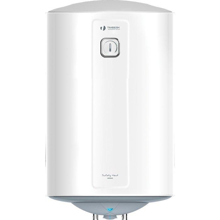 Водонагреватель Timberk SWH RED9 100 V100 литров<br>Накопительный электрический водонагреватель Timberk (Тимберк) SWH RED9 100 V &amp;ndash; модель с самым большим объемом бака (100 литров) из серии современного оборудования для набора и нагрева воды в условиях городской квартиры или индивидуального дома Safety Heat: RED9. Контролировать температуру воды в баке можно с помощью специального термометра, вынесенного на переднюю панель.<br>Особенности и преимущества электрических накопительных водонагревателей Timberk серии &amp;laquo;Safety Heat: RED9&amp;raquo;:<br><br>Беспрецедентная надежность, безопасность и долгий срок службы благодаря применению &amp;laquo;сухого&amp;raquo; нагревательного элемента инновационной конструкции<br>Изысканная простота дизайна водонагревателя Safety Heat: белоснежный корпус с дизайнерским рельефным тиснением, оригинальный индикатор Delta-light и лаконичный дизайн термометра Quadro<br>Прослужит действительно долго благодаря двойному слою стеклофарфоровой эмали нанесенной &amp;laquo;сухим&amp;raquo; способом с добавлением ионов серебра (Ag+) и ионов меди (Cu++)<br>Абсолютно безопасная эксплуатация благодаря системе 3L Safety protection system: защита от перегрева, &amp;laquo;сухого&amp;raquo; нагрева, избыточного давления внутри бака и протечек<br>Термометр на передней панели прибора позволяет визуально контролировать текущую температуру воды в баке<br><br>Вы цените надежность и комфорт? Вам необходимо наиболее оптимальным образом решить задачу снабжения подогретой водой дома или квартиры? Желаете заплатить за качество, а не сомнительный бренд? Мы предлагает вам обратить внимание на семейство электрических водогрейных приборов емкостного типа серии Safety Heat: RED9. Компания Timberk, производитель оборудования, позаботилась о внедрении в агрегаты серьезных элементов защиты и контроля, которые обеспечивают длительный срок эксплуатации, удобной и безопасной. Широкий ассортимент водонагревателей Тимберк в интернет-магазине mircli.ru предст