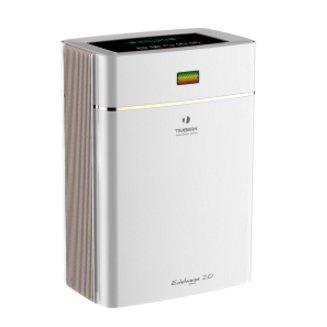 Очиститель воздуха Timberk TAP FL700 MF (W)Cо сменными фильтрами<br>Бытовой очиститель воздуха Timberk (Тимберк) TAP FL700 MF (W) работает от сети электропитания и предназначен для напольной установки в закрытых жилых помещениях. Устройство имеет серьезную систему фильтрации воздуха, и помимо прочего может избавить вас от неприятного запаха. Производитель позаботился об удобстве современного пользователя и предусмотрел сенсорную панель управления.<br>Основные достоинства рассматриваемой модели очистителя воздуха от Timberk:<br><br>Пятиступенчатая система очистки воздуха: предварительный фильтр улавливает крупные частицы, электростатический фильтр притягивает пыль, угольный фильтр нейтрализует воздух от поторонних запахов, фотокаталитический фильтр под воздействием УФ-лампы окисляет органические и неорганические загрязнители<br>Сенсорная панель управления. Информативный LED дисплей отображает следующие режимы: индикация качества воздуха, ночной режим, таймер, индикация очистки фильтра<br>В автоматическом режиме прибор автоматически будет определять и регулировать скорость очистки воздуха при обнаружении в воздухе загрязнителей (посторонние запахи)<br>Ночной режим - автоматически приглушает яркость дисплея и переходит в тихий режим работы<br>Таймер до 9 часов работы (с интервалом в 1 час)<br>Четыре уровня световой индикации качества воздуха: желтый, оранжевый, красный, зеленый<br>Напоминание о необходимости замены или очистке фильтра отобразится на дисплее прибора<br>Эффективность сбора пыли достигает беспрецедентных &amp;ndash; 99, 8%<br>Предусмотрен специальный отсек для хранения шнура питания<br>Для легкой эксплуатации и удобства перемещения прибора расположены внизу колесики<br><br>Оборудование для увлажнения и очистки воздуха от Timberk &amp;mdash; это ваша прекрасная возможность осуществить поддержание благоприятных и здоровых условий в жилых помещениях, где вы отныне сможете легко и непринужденно дышать чистым и достаточно увлаженным воздухом. Данное оборудован