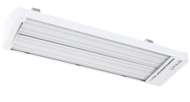 Инфракрасный обогреватель Timberk TCH A1N 15002 кВт<br>Инфракрасный обогреватель производителя Timberk TCH A1N 1500 производится для обогрева помещений с площадью до 15 квадратных метров. Представленная модель изготовлена для потолочной установки, для предотвращения возможности контакта пользователя с горячей рабочей панелью. Устройство создано в соответствии высочайшим европейским требованиям. В случае покупки блока управления можно дистанционно управлять работой этого обогревателя. Прибор не сушит воздух при обогреве.<br> <br>Описание модели: <br><br>Новинка среди потолочных инфракрасных обогревателей<br>Изготавливается в соответствии с высочайшими европейскими требованиями<br>Покраска корпуса исполнена  под алюминий : luxury дизайн<br>Электрический нагревательный элемент с излучающими пластинами   для генерации направленного инфракрасного излучения<br>Усовершенствовано геометрию поверхности нагревательных пластин, для увеличения эффективности ИК-излучения. Благодаря особой зубчатой форме ребер достигается значительное увеличение площади теплоотдачи. Скорость прогрева воздуха повышается на 15%<br>Нагревательные пластины обеспечены специальным керамическим покрытием черного цвета, благодаря чему увеличивается интенсивность инфракрасного излучения<br>Обеспечивается существенная экономия электроэнергии в сравнении с конвекционным типом нагрева<br>Устройство обеспечено возможностью локального обогрева площадей и поверхностей в помещении<br>Низкая температура воздуха в помещении при установленной комфортной температуре на поверхности предметов обеспечивает эффект свежести   воздух не пересушивается<br>Низкая конвекция ощутимо снижает количество пыли, которая поднимается с поверхности. Воздух при обогреве остается свежим<br>Отсутствует эффект  жженого воздуха  из-за высокой температуры рабочей поверхности<br>Прибор имеет безопасное потолочное крепление: горячая рабочая поверхность полностью недоступна для случайных контактов.<br>Не комплектуется вилкой и шнуром питания.