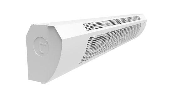 Электрическая тепловая завеса Timberk THC WT1 3M3 кВт<br>Воздушная электрическая тепловая завеса Timberk THC WT1 3M оснащена современным нагревательным элементом с увеличенной площадью теплоотдачи. Завеса отличается повышенным ресурсом работы, высокой мощностью, тихой работой и экономичностью. Timberk THC WT1 3M не позволит жаре или холоду, неприятным запахам и пыли попасть внутрь обслуживаемого помещения.<br>Преимущества электрических тепловых завес серии Power Door от компании Timberk:<br><br>Нержавеющий оребренный трубчатый нагревательный элемент.<br>Технология Aerodynamic Control: повышает эффективность работы прибора и его срок службы.<br>&amp;laquo;Сотовая&amp;raquo; форма решетки забора воздуха: снижает нагрузку на тангенциальный блок и увеличивает воздушный объем за счет увеличения площади забора воздуха.<br>Принципиально новое безопасное расположение нагревательного элемента: позволят создавать равномерный плотный тепловой поток по всей высоте и высокую производительность по воздуху.<br>Техническое решение FastInstall: электрическое подключение без разбора корпуса прибора.<br>Ударопрочный усиленный корпус с защитной пломбой.<br>Горизонтальная и вертикальная (опционально) установка.<br>Двигатель с увеличенным ресурсом и многоуровневой защитой от перегрева.<br>Защитный термостат.<br>Износостойкое мелкодисперсионное антикоррозийное покрытие корпуса.<br>Режим вентиляции, экономичного и интенсивного обогрева.<br><br>Power Door &amp;ndash; это линейка мощных электрических воздушных тепловых завес от компании Timberk, которые создают направленный и равномерный поток воздуха. Отличительная особенность серии &amp;ndash; оребренные ТЭНы, используемые в качестве нагревательных элементов. Все завесы Timberk Power Door снабжены терморегуляторами, которые отключают нагревательные элементы в случае перегрева. Серия представлена моделями мощностью от трех до девяти киловатт.<br><br>Страна: Швеция<br>Тип: Электрическая<br>Расход воздуха, мsup3;/ч: 600<br>Max высота, м: 2,0<