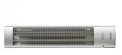 Инфракрасный обогреватель Timberk TIR HP1 15002 кВт<br>Инфракрасный обогреватель Timberk TIR HP1 1500 станет прекрасным помощником в решении задачи обогрева. Его великолепный дизайн и прекрасное исполнение &amp;ndash; дно из многих достоинств, которые выгодно выделяют оборудование среди конкурентов. Стоит отметить, что использовать обогреватель можно как для общего, так и для локального обогрева помещений различного назначения.<br>Преимущества инфракрасных обогревателей серии Hawaii от компании Timberk:<br><br>Высокая скорость обогрева помещения за счет моментального выхода в рабочий режим.<br>Существенная экономия электроэнергии по сравнению с конвекционным типом обогрева.<br>Полная защита от пыли и защита от водяных струй в любом направлении - класс IP65.<br>Возможности локального обогрева площадей и поверхностей предметов.<br>Возможность регулировки угла наклона обогревателя.<br>Возможность установки на переносную телескопическую подставку (опция).<br>Низкая конвекция снижает количество пыли, поднимаемой с поверхности. Воздух остается свежим!<br>Отсутствие эффекта &amp;laquo;жженого воздуха&amp;raquo; с высокой температурой рабочей поверхности.<br>Безопасное настенное крепление: горячая рабочая поверхность недоступна для случайных контактов.<br><br><br>Hawaii &amp;ndash; это современные инфракрасные обогреватели от компании Timberk. Корпус этих приборов выполнен из высокопрочного алюминиевого сплава, не подверженного коррозии. Одна из отличительных особенностей инфракрасных обогревателей Timberk Hawaii &amp;ndash; это высочайший класс влагозащиты &amp;ndash; IP65, благодаря чему агрегаты можно использовать в ванных комнатах и бассейнах. Универсальная установка делают использование приборов максимально комфортным и гибким. Инфракрасные обогреватели Timberk Hawaii придутся по вкусу даже самым притязательным пользователям!<br><br>Страна: Швеция<br>Мощность, кВт: 1,5<br>Площадь, м?: 15<br>Регулировка мощности: Нет<br>Тип установки: Настенная<br>Отключение при перегре