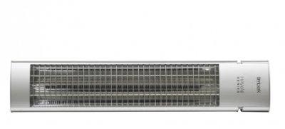 Инфракрасный обогреватель Timberk TIR HP1 18002 кВт<br>Инфракрасный обогреватель Timberk TIR HP1 1800 &amp;ndash; это высокотехнологичный прибор для общего и локального обогрева помещений. Представленная модель обладает множеством неоспоримых достоинств, среди которых быстрый выход на рабочую температуру, универсальная установка, отсутствие эффекта жженного воздуха, бесшумная работа, а также высокое качество исполнения и стильный современный дизайн.<br>Преимущества инфракрасных обогревателей серии Hawaii от компании Timberk:<br><br>Высокая скорость обогрева помещения за счет моментального выхода в рабочий режим.<br>Существенная экономия электроэнергии по сравнению с конвекционным типом обогрева.<br>Полная защита от пыли и защита от водяных струй в любом направлении - класс IP65.<br>Возможности локального обогрева площадей и поверхностей предметов.<br>Возможность регулировки угла наклона обогревателя.<br>Возможность установки на переносную телескопическую подставку (опция).<br>Низкая конвекция снижает количество пыли, поднимаемой с поверхности. Воздух остается свежим!<br>Отсутствие эффекта &amp;laquo;жженого воздуха&amp;raquo; с высокой температурой рабочей поверхности.<br>Безопасное настенное крепление: горячая рабочая поверхность недоступна для случайных контактов.<br><br><br>Hawaii &amp;ndash; это современные инфракрасные обогреватели от компании Timberk. Корпус этих приборов выполнен из высокопрочного алюминиевого сплава, не подверженного коррозии. Одна из отличительных особенностей инфракрасных обогревателей Timberk Hawaii &amp;ndash; это высочайший класс влагозащиты &amp;ndash; IP65, благодаря чему агрегаты можно использовать в ванных комнатах и бассейнах. Универсальная установка делают использование приборов максимально комфортным и гибким. Инфракрасные обогреватели Timberk Hawaii придутся по вкусу даже самым притязательным пользователям!<br><br>Страна: Швеция<br>Мощность, кВт: 1,8<br>Площадь, м?: 20<br>Регулировка мощности: Нет<br>Тип установки: Настенная<br>