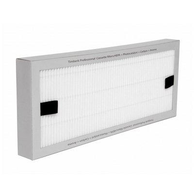 Сменная кассета фильтров Timberk TMS FL100Фильтры и аксессуары<br>Timberk TMS FL100   это сменная кассета фильтров, предназначенная для очистителя воздуха TAP FL100MF от одноимённого производителя. Данная модель состоит из нескольких фильтров: фотокаталитический,  угольный карбон-блок, нера и арома фильтр. Такое сочетание позволит осуществить глубокую очистку воздуха у вас в помещении и наполнить дом неповторимой свежестью. <br><br>Страна: Китай<br>Площадь, кв.м.: None<br>Расход воздуха, куб.м/ч: None<br>Мощность, кВт: None<br>Шум, дБА: None<br>Вес, кг: 1<br>Габариты, мм: None<br>Гарантия: 1 год