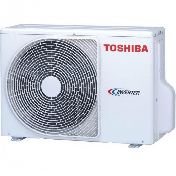 Настенный кондиционер Toshiba RAS-10BKVG/RAS-10BAVG-EE25 м? - 2.6 кВт<br>Настенный кондиционер TOSHIBA (Тошиба) RAS-10BKVG/RAS-10BAVG-EE из новой серии инверторных сплит-систем   это синоним высокого уровня комфорта, надежности, достойной эффективности и производительности. Представленное климатическое оборудование имеет весь необходимый спектр функций и режимов, без которых сегодня немыслима комфортная для потребителей работа кондиционера.<br>Особенности и преимущества кондиционеров TOSHIBA представленной серии:<br><br>Инвертор<br>Самоочистка внутреннего блока<br>Режим повышенной мощности Hi-power<br>Режим экономии электроэнергии<br>Таймер вкл./откл.<br>Автоматический перезапуск после перебоев с электроснабжением<br>Новый хладагент R32<br><br>Ультрасовременные инверторные сплит-системы Toshiba серии BKVG (Mirai R32) предназначены для настенного монтажа в помещениях с небольшой территорией, в которых важно безопасно и эффективно поддерживать компактный микроклимат. Кондиционеры представленной серии отличаются долговечностью и высокой надежностью комплектации, а также минимальным уровнем шума.<br><br>Уровень шума, дБа: 48<br>Страна бренда: Япония<br>Горизонтальная регулировка потока: Нет<br>Габариты ВхШхГ, см: 53x66x24<br>Производитель: Таиланд<br>Компрессор: Инвертор<br>Вес, кг: 21<br>Площадь, м?: 25<br>Уровень шума, дБа: 23<br>Режим работы: холод/тепло<br>Габариты ВхШхГ, см: 29,3x79,8x23<br>Вес, кг: 9<br>Охлаждение, кВт: 2,5<br>Обогрев, кВт: 3,2<br>Потребление при охлаждении, кВт: 0,85<br>Потребление при обогреве, кВт: 0,84<br>Охлаждающая способность, тыс. BTU: 10<br>Диапазон t на охлаждение, С: 15...+46<br>Диапазон t на обогрев, С: 15...+24<br>Расход воздуха, м3/ч: 552<br>Хладагент: R32<br>Max длина трассы, м: 15<br>диаметр газовой трубы, дюйм: 3/8<br>диаметр жидкостной трубы, дюйм: 1/4<br>Фильтр тонкой очистки: Нет<br>Плазменный фильтр: Нет<br>Предварительный фильтр: Нет<br>Ионизатор воздуха: Нет<br>Самоочистка внут блока: Да<br>Катехиновый фильтр: Нет<br>Антибак