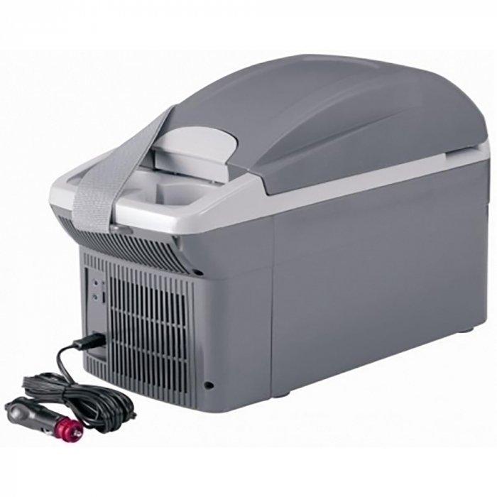 Термоэлектрический автохолодильник Waeco-Dometic BordBar TB-08до 10 литров<br>Автомобильный&amp;nbsp; термоэлектрический&amp;nbsp; холодильник Waeco BordBar TB-08 предназначен для эксплуатации на отдыхе, в походах или путешествиях. Прибор является максимально комфортным и универсальным в эксплуатации. Оборудование с легкостью можно перевозить в автомобиле или брать с собой во время прогулки или пешего похода.<br>Преимущества и технические характеристики автохолодильника модели Waeco BordBar TB-08:<br><br>используемый объем: &amp;nbsp;8 литров;<br>быстрое и эффективное изготовление льда;<br>автоматическое поддержание требуемой температуры;<br>производителем предусмотрена инструкция на русском языке;<br>в комплекте поставляются шнуры 12В и&amp;nbsp; 220В;<br>жесткая и надежная конструкция;<br>широкий диапазон мощностей;<br>компактность и современный дизайн.<br><br>&amp;nbsp;<br>В настоящее время приобретение автохолодильника Waeco BordBar TB-08 является не роскошью, а необходимостью: данный тип оборудования незаменим на отдыхе и в дальних поездках для транспортировки скоропортящихся продуктов. Автомобильные холодильники от компании Waeco эффективно работают в любое время года, практичны и удобны в эксплуатации, а также отличаются прочностью и долговечностью.<br><br><br><br>Страна: Германия<br>Объем, л: 8<br>Мощность, Вт: 32<br>Питание, В: 12<br>Max температура, C: +65<br>Min температура, C: None<br>Функция подогрева: Есть<br>Дельта t, C: 20<br>Кабель питания: Есть<br>Назначение: Автохолодильник<br>ГабаритыВШД,мм: 298x442x200<br>Вес, кг: 4<br>Гарантия: 1 год