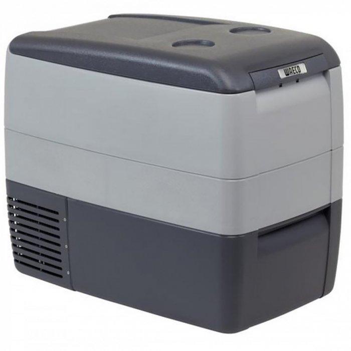 Автомобильный холодильник Waeco-Dometic CoolFreeze CDF-3631-40 литров<br>Современный компрессорный автомобильный холодильник на 12v WAECO (Ваеко) CoolFreeze CDF-36   это удобное устройство с вместительной камерой, объем которой составляет  31 литр. Холодильник оснащен компрессором, который имеет встроенный электронный управляющий блок. Также конструкция предусматривает конденсатор с воздушным охлаждением, испаритель из алюминия, электронный предохранитель и систему защиты от пониженного напряжения.<br><br>Страна: Германия<br>Объем, л: 31<br>Мощность, Вт: 45,0<br>Питание, В: 12/24<br>Max температура, C:: +10<br>Min темп., C: 15<br>Кабель питания: Есть<br>Назначение: Легковой автомобиль<br>Габариты ВxШxД, мм: 560x380x340<br>Вес, кг: 17<br>Гарантия: 3 года