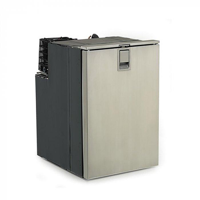 Компрессорный автохолодильник Waeco-Dometic CoolMatic CRD 50S41-140 литров<br>WAECO (Ваеко) CoolMatic CRD 50S   это компрессорный холодильник встраиваемого типа. который оснащен стандартной холодильной камерой, а также изотермической морозильной. Устройство может работать от сети 12 В и 24 В, от солнечной батареи. Агрегат оснащен удобной выдвижной дверцей, которая выполнена из высококачественной нержавеющей стали. Кроме того, холодильник оборудован автоматической защитой от неправильного подключения и имеет интегрированный электронный предохранитель.<br>Особенности и преимущества представленной модели встраиваемого компрессорного автохолодильника от компании WAECO:<br><br>Стандартная холодильная и отдельная изотермическая морозильная камера<br>Может работать от солнечной батареи<br>Выдвижной холодильник с морозильной камерой<br>Дверца из высококачественной нержавеющей стали<br>Дизайн премиум-класса с прохладно-синей внутренней подсветкой<br>Подключение к сети 230 В при помощи недорогого сетевого адаптера<br>Автоматическая защита от неправильного подключения<br>Бесступенчатый термостат<br>Герметичный компрессор со встроенной управляющей электроникой<br>Защита от пониженного напряжения/электронный предохранитель<br>Корпус: металлическая рама с покрытием; внутри пластик; фурнитура: нержавеющая сталь; дверца: нержавеющая сталь (AISI316)<br><br>Компания WAECO разработала линейку компрессорных автохолодильников встраиваемого типа. Эти устройства отличаются компактностью и эргономичностью конструкции. Семейство представлено множеством моделей, которые отличаются вместительностью, конструктивными особенностями, дизайном, техническими характеристиками. В интернет-магазине MirCli компрессорные автохолодильники WAECO представлены в широком ассортименте, среди которого каждый покупатель сможет найти максимально удовлетворяющую его требования модель.<br><br>Страна: Германия<br>Объем, л: 50<br>Мощность, Вт: 40,0<br>Питание, В: 12/24<br>Max температура, C:: +10<br>Min темп., C: 15