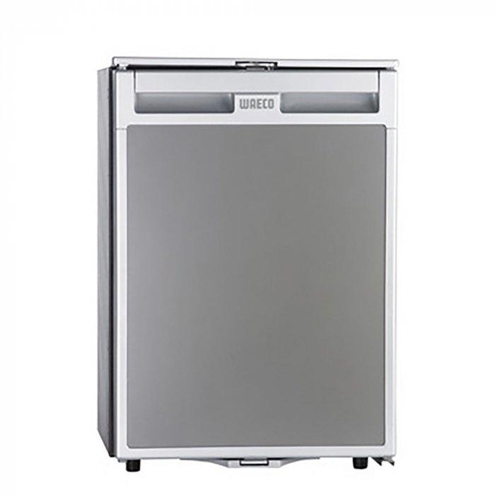Компрессорный автохолодильник Waeco-Dometic CoolMatic CRP 4031-40 литров<br>WAECO (Ваеко) CoolMatic CRP 40 &amp;ndash; это компактный компрессорный встраиваемый автохолодильник, корпус которого выполнен из прочной стали и обшит пластиком. Агрегат оборудован двумя камерами: холодильной на тридцать девять литров и морозильной &amp;ndash; на 5,3 литра. Устройство надежно защищено от неправильного подключения и пониженного напряжения, удобно в эксплуатации и отличается простотой обслуживания.<br>Особенности и преимущества представленной модели встраиваемого компрессорного автохолодильника от компании WAECO:<br><br>Стандартная холодильная и отдельная изотермическая морозильная камера<br>Может работать от солнечной батареи<br>Тропическое исполнение (аналог DIN EN ISO 7371)<br>Отделка под нержавеющую сталь и классический дизайн<br>Дизайн премиум-класса с прохладно-синей внутренней подсветкой<br>Запатентованный запорный механизм: с функцией проветривания<br>Легкая замена декоративной панели<br>Стандартная рамка или рамка для установки заподлицо доступны в качестве опций<br>Подключение к сети 230 В при помощи недорогого сетевого адаптера<br>4 точки установки для крепления изнутри<br>Автоматическая защита от неправильного подключения<br>Бесступенчатый термостат<br>Герметичный компрессор со встроенной управляющей электроникой<br>Защита от пониженного напряжения/электронный предохранитель<br>Отвод конденсата через шланг или в специальную емкость<br><br>Компания WAECO разработала линейку компрессорных автохолодильников встраиваемого типа. Эти устройства отличаются компактностью и эргономичностью конструкции. Семейство представлено множеством моделей, которые отличаются вместительностью, конструктивными особенностями, дизайном, техническими характеристиками. В интернет-магазине MirCli компрессорные автохолодильники WAECO представлены в широком ассортименте, среди которого каждый покупатель сможет найти максимально удовлетворяющую его требования модель.<br><br>Страна: Германия<br>