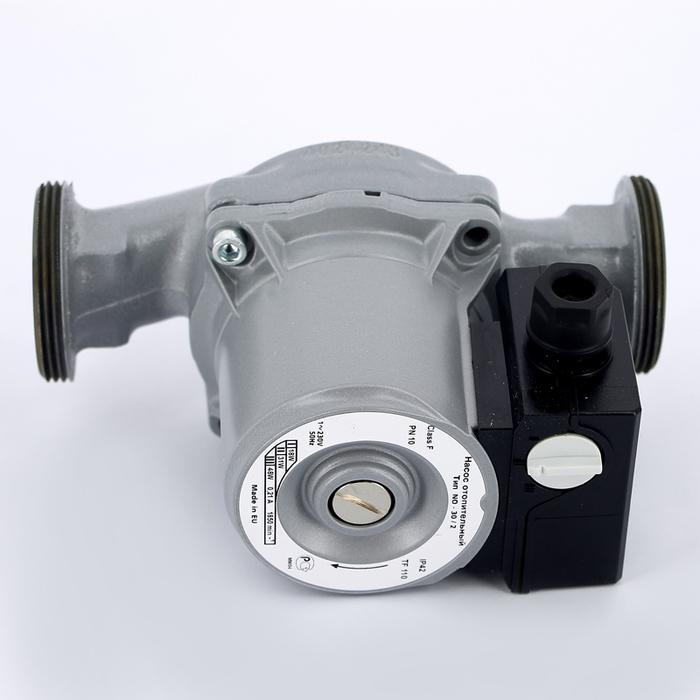 Циркуляционный насос Wilo NO 30/2Насосы для отопления<br>Циркуляционные насосы Wilo (Вило)  NO 30/2 отличаются не только эффективностью работы, обеспечивая качественную работу отопительных систем, но и удобным монтажом, а так же простотой технического обслуживания. Имеет три варианта скорости вращения. Производительность модели составляет 2,5 куб. метра в час. Корпус выполнен из высококачественного чугуна.<br>Основные преимущества циркуляционного насоса от немецкого бренда WILO:<br><br>Циркуляционный насос предназначен для перекачивания жидкости в системах отопления.<br>Перекачиваемая жидкость: вода и водогликолевая смесь для систем отопления.<br>Насос работает практически бесшумно.<br>Не требует технического обслуживания.<br>3 частоты вращения мотора.<br>Насос имеет корпус с катафорезным покрытием.<br>Имеет низкое энергопотребление и небольшие габариты.<br>Предусмотрена защита двигателя от перегрузки.<br>Рабочая жидкость омывает подшипники скольжения и охлаждает их и ротор.<br>Температура жидкости: от  10  С до +110  С<br>Рабочее давление: 10 бар<br>Механический переключатель скорости на корпусе устройства.<br>Высокий класс защиты   IP 44.<br>Специальный отлив под ключ на корпусе насоса.<br>Возможность двустороннего подвода кабеля.<br>Быстрое подключение при помощи пружинных клемм.<br>Мотор, устойчивый к токам блокировки.<br>Рабочее колесо: пластмасса.<br>Вал: нержавеющая сталь.<br>Подшипники:  металлографит.<br>Длительный срок бесперебойной эксплуатации.<br><br>Циркуляционные насосы от немецкой торговой марки WILO   это широкий выбор моделей, которые разработаны специально для использования в системах отопления, холодного или горячего водоснабжения, в бытовых или промышленных системах кондиционирования и системах циркуляции жидкости. Все приборы изготовлены их прочного серого чугуна с катафозным покрытием, что значительно увеличивает срок службы не только насоса, но и систем, в которых они используются. <br><br>Страна: Германия<br>Производитель: Германия<br>Произв