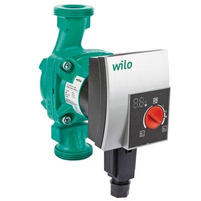 Циркуляционный насос Wilo Yonos PICO 25/1-6Насосы для отопления<br>Для качественной работы систем отопления и кондиционирования необходимо устанавливать надежные и эффективные циркуляционные насосы. Непревзойденным решением станут насосы Yonos PICO 25/1-6 от известной марки Wilo (Вило). Они отличаются высокой эффективностью работы, малым энергопотреблением, бесшумностью и бесперебойностью благодаря встроенной защите двигателя.<br>Основные преимущества циркуляционного насоса от немецкого бренда WILO:<br><br>Циркуляционный насос предназначен для перекачивания жидкости в системах отопления.<br>Температура жидкости: от  10  С до +95  С<br>Рабочее давление: 6 бар<br>Высокий класс защиты   IP X2 D.<br>Максимальный КПД за счет технологии ECM.<br>Высокоэффективный насос специально для коттеджей и двухквартирных домов, а также для домов с двумя-шестью квартирами.<br>Мин. потребляемая мощность всего 4 Вт.<br>Предварительное выбираемые виды регулировки для оптимального согласования нагрузки ?p-c (перепад давления постоянный), ?p-v (перепад давления переменный)<br>Встроенная защита двигателя.<br>Светодиодный индикатор для настройки заданного значения и индикации текущей потребляемой мощности в ваттах.<br>Функция отвода воздуха из полости ротора.<br>Быстрое электроподключение с Wilo-Connector.<br>Гибкие возможности монтажа благодаря компактной конструкции.<br>Очень высокий пусковой крутящий момент для безопасного пуска.<br>Корпус насоса: Серый чугун (EN?GJL-200).<br>Рабочее колесо: Синтетический материал (PP - 40% GF).<br>Вал насоса: Нержавеющая сталь.<br>Подшипники: Металлографит.<br>Длительный срок бесперебойной эксплуатации.<br><br>Циркуляционные насосы от немецкой торговой марки WILO   это широкий выбор моделей, которые разработаны специально для использования в системах отопления, холодного или горячего водоснабжения, в бытовых или промышленных системах кондиционирования и системах циркуляции жидкости. Все приборы изготовлены их прочного серого чугуна с катафозным покрытием