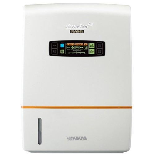 Мойка воздуха Winia AWX-70PTOCDБытовые мойки<br>Осуществить очистку, ионизацию и увлажнение воздуха в различных бытовых помещениях, где необходимо организовать благоприятные климатические условия, может современная и лаконичная мойка воздуха от достойной компании Winia MAXIMUM AWX-70PTOCD. Представленная модель отличается эргономичностью, высокой эффективностью и экономичностью. Емкость   9 литров.<br>Основные достоинства рассматриваемой модели бытовой мойки воздуха Winia:<br><br>Автоматическое поддержание влажности.<br>Встроенный плазменный ионизатор воздуха (отключаемый).<br>Фильтр предварительной очистки и HEPA-фильтр.<br>Уникальная технология очистки путем естественного промывания воздуха.<br>Отсутствие сменных фильтров, не требуется расходных материалов.<br>38 рабочих дисков.<br>Антибактериальное покрытие рабочих дисков.<br>Сенсорный дисплей. Уникальный и элегантный дизайн.<br>Простое обслуживание и уход.<br>Высококачественные компоненты и материалы.<br>Наличие ночного режима.<br>Ионизирующий серебряный стержень Bio-Silver Stone (BSS).<br>Автоматическое отключение при недостаточном уровне воды.<br>Антибактериальное покрытие рабочих дисков.<br><br>Бытовые мойки воздуха от компании Winia подарят вам замечательные климатические условия и здоровую атмосферу в помещении. Каждая модель обладает целым рядом преимуществ, которые значительно упростят управление и будут гарантировать вам приятную и комфортную эксплуатацию. Все оборудование имеет надежное исполнение из качественных материалов, проверенных временем. Мойки позволяют не только увлажнять, но и фильтровать воздух. <br><br>Страна: Корея<br>Производитель: Корея<br>S увлажнения, м?: 53<br>S очистки, м?: 53<br>Воздухообмен мsup3;: 260<br>Колво режимов работы: 5<br>Обьем бака, л: 9<br>Расход воды, мл./ч: 750<br>Уровень шума, дБа: None<br>Мощность, Вт: 24<br>Питание, В: 220 В<br>Гигростат: Да<br>Гигрометр: Да<br>Габариты ВхШхГ, см: 39x31.5x31<br>Вес, кг: 10<br>Гарантия: 1 год<br>Ширина мм: 315<br>Высота мм: 390<br>Г