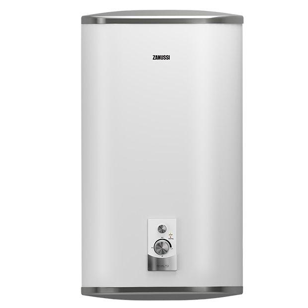 Водонагреватель Zanussi ZWH/S 50 Smalto50 литров<br>Настенный накопительный электрический водонагреватель&amp;nbsp;Zanussi (Занусси)&amp;nbsp;ZWH/S 50&amp;nbsp;Smalto&amp;nbsp;работает от электричества и имеет целый ряд исключительных преимуществ и особенностей, отличающих его от других приборов. Привлекательное исполнение, плавные, мягкие формы и эргономичность &amp;ndash; все это доступно вместе с высокими техническими характеристиками и надежностью оборудования. Экономичное решение для дома.&amp;nbsp;<br><br>Страна: Италия<br>Производитель: Китай<br>Способ нагрева: Электрический<br>Нагревательный элемент: Трубчатый<br>Объем, л: 50<br>Темп. нагрева, С: 75<br>Мощность, кВт: 2,0<br>Напряжение сети, В: 220 В<br>Плоский бак: Да<br>Узкий бак Slim: Нет<br>Магниевый анод: Да<br>Колво ТЭНов: 1<br>Дисплей: Нет<br>Сухой ТЭН: Нет<br>Защита от перегрева: Есть<br>Покрытие бака: Эмаль<br>Тип установки: Вертикальная/Горизонтальная<br>Подводка: Нижняя<br>Управление: Механическое<br>Размеры ШхВхГ, см: 47x86x25<br>Вес, кг: 26<br>Гарантия: 2 года<br>Ширина мм: 470<br>Высота мм: 860<br>Глубина мм: 250