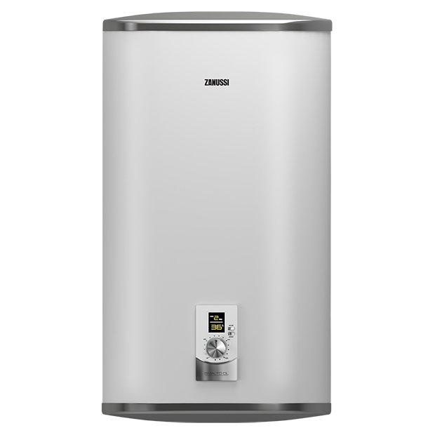 Накопительный водонагреватель Zanussi ZWH/S 50 Smalto DL50 литров<br>Инновационный бытовой водонагреватель накопительного типа Zanussi (Занусси) ZWH/S 50 Smalto DL представляет собой бытовой прибор для забора и нагрева воды, идеально подходящий для квартиры. Данное устройство на 50 литров разработано профессиональными инженерами и дизайнерами в соответствии с современными тенденциями в индустрии водоснабжения. Доступна регулировка температуры в точности до 1 градуса.<br><br>Страна: Италия<br>Производитель: Китай<br>Способ нагрева: Электрический<br>Нагревательный элемент: Трубчатый<br>Объем, л: 50<br>Темп. нагрева, С: 75<br>Мощность, кВт: 2,0<br>Напряжение сети, В: 220 В<br>Плоский бак: Да<br>Узкий бак Slim: Нет<br>Магниевый анод: Да<br>Колво ТЭНов: 1<br>Дисплей: Да<br>Сухой ТЭН: Нет<br>Защита от перегрева: Есть<br>Покрытие бака: Эмаль<br>Тип установки: Вертикальная/Горизонтальная<br>Подводка: Нижняя<br>Управление: Электронное<br>Размеры ШхВхГ, см: 47x86x25<br>Вес, кг: 26<br>Гарантия: 2 года<br>Ширина мм: 470<br>Высота мм: 860<br>Глубина мм: 250
