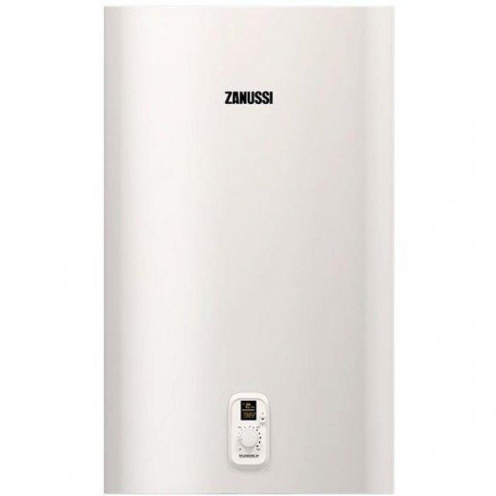 Электрический накопительный водонагреватель Zanussi ZWH/S 80 Splendore XP80 литров<br>Zanussi (Занусси) ZWH/S 80 Splendore XP представляет собой водонагревательное оборудование. Модель отличается увеличенной теплоизоляцией, имеет практичное электронное управление, серьезную систему безопасности. Монтаж устройства универсален: пользователь может закрепить его и в вертикальном положении, и в горизонтальном, а подвод воды, соответственно, будет осуществляться снизу или сбоку.<br>Особенности и преимущества накопительных водонагревателей Zanussi серии Splendore XP:<br><br>Модели: 30, 50, 80, 100 литров, плоский корпус в белом или серебристом исполнении<br>Регулировка температуры от 30 до 75  С<br>Внутренний бак из высококачественной нержавеющей стали Nikel Plus<br>Универсальный монтаж (горизонтальная и вертикальная установка)<br>Устройство защитного отключения (УЗО) в комплекте, защита от перегрева, защита от сухого нагрева, предохранительный сливной клапан<br>Экономичный режим: повышенный ресурс нагревательного элемента, защита от накипи, обеззараживание воды<br>Wi-Fi. Функция управления водонагревателем с мобильного устройства<br>Таймер. Водонагреватель включится заблаговременно для нагрева воды к назначенному времени.<br>Полная и половинная мощность<br>Высококачественная теплоизоляция<br>LED-дисплей<br>Рекордная гарантия на накопительную емкость - 8 лет<br><br>Splendore XP   семейство современных технологичных водонагревателей со стальными накопительными емкостями, которое разработала итальянская торговая марка Zanussi. Производитель позаботился о широком функционале своих устройств, который сделает их использование максимально удобным. Серия выпускается в разных типоразмерах и представлена двумя цветовыми вариантами: белом и серебристом. Стоит отметить, что компания Zanussi известна как производитель первоклассного оборудования, которое пользуется популярностью у потребителей. <br><br>Страна: Италия<br>Производитель: Китай<br>Способ нагрева: Электрический<br>Нагреват