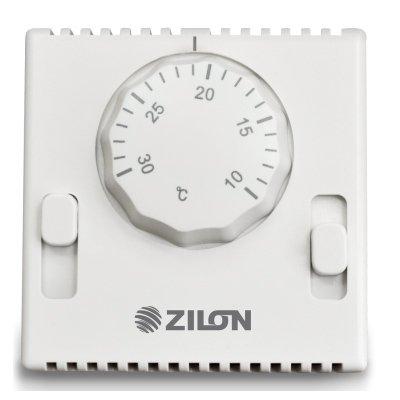 Теплый пол Zilon ZA-2Терморегуляторы<br>Zilon (Зилон) ZA-2   это модель современного терморегулятора для бытового инфракрасного обогревателя. Изделие отличается компактностью и стильным исполнением корпуса, а также его повышенной прочностью. Предназначается для монтажа на стене; детали для крепления поставляются вместе с терморегулятором.<br>Комплектация Zilon ZA-2:<br><br>Терморегулятор - 1 шт.;<br>Пластина крепления на стену - 1 шт.;<br>Инструкция и схема установки - 1 шт.;<br>Винты и шурупы - 1 комплект;<br>Упаковка (коробка) - 1 шт.<br><br><br>Страна: Россия<br>Мощность, кВт: 3,0<br>Канальная мощность, кВт: None<br>Длина, м: None<br>Программирование: Нет<br>Площадь, м?: None<br>Управление: Механическое<br>Функция защиты от перегрева: None<br>Тип кабеля: None<br>Размер, мм: 80x80x40<br>Напряжение, В: 220 В<br>Вес, кг: 1<br>Гарантия: 1 год<br>Ширина мм: 80<br>Высота мм: 80<br>Глубина мм: 40