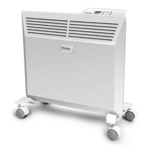 Конвектор электрический Zilon ZHC-1500 Е3.015 м? - 1.5 кВт<br>Zilon (Зилон) ZHC-1500 Е3.0 &amp;mdash; это конвекторный обогреватель с привлекательным внешним исполнением корпуса, который подарит вам незабываемые минуты комфорта и уюта. Оборудование данного типа имеет простое управление и может обеспечить быстрый нагрев и равномерное распределение воздуха по помещению, что позволит избежать образования ниш с резкой температурой.<br>Особенности и преимущества электрически конвекторов Zilon серии E3.0:<br><br>Усиленная конвекция и эффективность работы, благодаря особой форме корпуса конвектора который улучшает конвекцию горячего воздуха.<br>Компактные размеры прибора позволяют применять прибор для отопления в малогабаритных помещениях и делают его практически незаметным.<br>Функция отключения конвектора при отклонении от вертикали сверх нормы гарантирует полную безопасность пользователя.<br>Цельнолитая конструкция Х-образного элемента имеет ребристую структуру, что сводит к минимуму перегрев оборудования.<br>Всегда комфортная температура благодаря механическому термостату, который поддерживает температуру в помещении.<br>Обновленный дизайн конвектора - современный внешний вид и белоснежная панель с декоративным тиснением.<br>Панель управления, расположенная на корпусе, позволяет управлять прибором без применения дополнительных устройств.<br>Доработан конструктив шасси, которые теперь крепятся на защелки, без саморезов, что упрощает установку.<br>Корпус конвекторов покрыт высококачественным полимерным покрытием, устойчивым к царапинам и коррозии.<br>С влагостойким исполнением корпуса прибора - IP24 прибор можно использовать в помещениях с повышенной влажностью и обилием брызг.<br><br>Электрические конвекторы с электронным управлением Zilon серии Комфорт E3.0 &amp;mdash; это превосходное решение для эффективного обогрева помещений различного типа &amp;mdash; как жилых, так и коммерческих (площадью от 15 до 25 квадратных метров, в зависимости от выбранного устройства). Ка