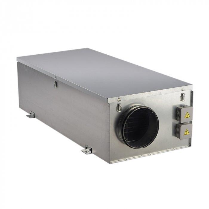 Вентиляционная установка Zilon ZPE 2000-12,0 L32000 м?/ч<br>Если вы ищете компактную приточно-вытяжную систему для установки в помещении с небольшой площадью, тогда модель Zilon (Зилон) ZPE 2000-12,0 L3 создана специально для вас. Благодаря своим небольшим размерам и горизонтальной или вертикальной установки, устройство не займет много места и не доставит хлопот во время монтажа. Двигатель модели защищен от перегрева и работает практически бесшумно.<br>Особенности и преимущества:<br><br>Компактная конструкция (высота установки до 400 мм).<br>Надежность работы в холодном климате. Электрический нагреватель с 2-х ступенчатой защитой от перегрева.<br>Звуко- и теплоизолированный корпус. Установка обшита листами оцинкованной стали и имеет толщину изоляции 25 мм.<br>Горизонтальный или вертикальный монтаж установки. Подходят для инсталляции под навесным потолком.<br>Удобные крепления на корпусе установки обеспечивают быстрый и простой доступ для сервисного обслуживания.<br>Современная автоматика. Опциональный модуль управления ZCS-E.<br><br>Zilon   это известный отечественный производитель климатической техники. В их ассортименте широкий модельный ряд вентиляционных установок, с помощью которого можно решить разнообразные задачи по проветривания помещений различного назначения. Техника от бренда Zilon   это неизменно отличное качество и высокая надежность, это безопасная и комфортная эксплуатация на протяжении всего срока службы. Оборудование прекрасно адаптировано для российских условий эксплуатации.<br><br>Страна: Россия<br>Производитель: Россия<br>Поток воздуха мsup3; ч: 1900<br>Потр. мощность вентилятора, кВт: 0,93<br>Max мощность нагревателя, кВт: 12,0<br>Мощность, кВт: 12,93<br>Класс защиты: Нет<br>Пылевой фильтр: Есть<br>Адсорбционный фильтр: Нет<br>Темп. эксплуатации, С: None<br>Поддержание заданной темп., C: None<br>Тип нагревателя: Электрический<br>Управление: Автоматика<br>Фильтры: EU5<br>Уровень шума, дБа: None<br>Питание, В: 400 В<br>Габариты ВхШхГ,мм: 400x614x