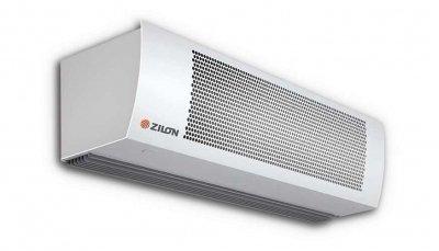 Электрическая тепловая завеса Zilon ZVV-1W10Водяные<br>Тепловая завеса ZVV-1W10 серии ГОЛЬФСТРИМ   эффективное оборудование с небольшим расходом электроэнергии, применяемое для перекрытия проёмов высотой до 3,0 метров. Для нагрева потока воздуха используется энергия горячей воды, максимальная температура теплоносителя   150 С. Управляется с пульта.<br>Особенности теплового оборудования серии ГОЛЬФСТРИМ:<br><br>Современный дизайн, компактные размеры;<br>Возможность регулировки мощности нагревателя   2 ступени;<br>Режим без нагрева воздуха;<br>Нагревательный элемент   теплообменник с медно-алюминиевым оребрением;<br>Рабочее давление 16 атм, опрессованы под давлением в 30 атм;<br>Максимальная температура теплоносителя 150 С;<br>Мощный поток воздуха;<br>Вентиляторы от немецкого производителя;<br>Фронтальный забор воздуха   возможность монтировать завесу в помещениях с низким потолком;<br>Управление с помощью проводного пульта;<br>Возможность подключения несколько завес, установленных в ряд, к одному пульту управления;<br>Высокоточный термостат;<br>Наличие защиты от перегрева;<br>Низкий уровень шума;<br>Съемная передняя панель облегчает обслуживание завесы;<br>Корпус завесы изготовлен из стали с полимерным покрытием   устойчивость к коррозии;<br>Монтаж горизонтальный, вертикальный;<br>Надежность и долговечность.<br><br>Тепловая завеса с водяным нагревательным серии ГОЛЬФСТРИМ элементом отличается небольшим потреблением электроэнергии при высокой мощности нагревателя (теплообменника). Тепловая мощность завес данной серии варьируется от 10 до 45 кВт в зависимости от модели завесы и параметров теплоносителя. В завесах данной серии установлены высокопроизводительные вентиляторы (максимальный расход воздуха   5000 м3/ч). Такая мощность обусловлена применением завес   завесы серии ГОЛЬФСТРИМ рекомендованы для установки на проёмах высотой от 3 до 5 метров и шириной от 1 до 2х метров. В случае, если одна завеса не перекрывает всю ширину проёма, можно устанавливать несколько заве