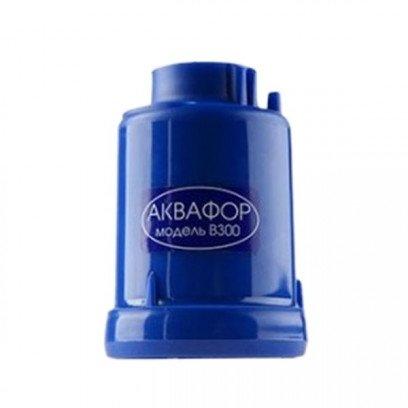 Сменный модуль (бактерицидный) Аквафор В300Аксессуары<br>Сменный модуль В300 (бактерицидный) легко очистит воду от бактерий и вирусов. В составе имеется бактерицидная добавка, которая содержит ионное серебро. <br>Эффективно удаляются такие загрязнения, как: фенол (99%), тяжелые металлы (98%), активный хлор (100%), пестициды (95%), нефтепродукты (98%).<br>Небольшой  размер дает возможность  модулю поместиться даже на сушилке для тарелок. В момент очистки воды сменный модуль В300 (бактерицидный) крепится на кране.<br>Высокое качество сменного модуля по низкой цене всегда обеспечат семью чистой и полезной водой. <br>Сменный модуль имеет уникальное сочетание гранулированных и волокнистых сорбентов.  <br>В комплект сменного модуля В300 (бактерицидный)  входит насадка на кран, которая глубоко очищает воду. <br>Несмотря на свои малые габариты, сменный модуль В300  (бактерицидный) очищает воду от всех вредных веществ, делая ее состав полезным, а вкус более приятным. <br>Сменный модуль В300 (бактерицидный)  снижает содержание солей жесткости в составе воды, что делает ее мягче. <br>Ресурс сменного модуля В300 (бактерицидный)  составляет 1000 литров.  На протяжении всего ресурса модуль эффективно и надежно удаляет все вредные примеси. <br>Приятный синий цвет и гладкий корпус впишутся в любой дизайн кухни. <br><br>Страна: Россия<br>Удаление ржавчины: None<br>Удаление хлора: None<br>Удаление сероводорода: None<br>Удаление пестицидов: None<br>Удаление тяжелых металлов: None<br>Удаление фенола: None<br>Вес, кг: 1<br>Гарантия: 1 год