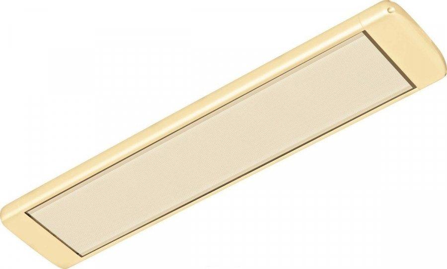 Инфракрасный обогреватель Алмак&lt; 0.6 кВт<br>Инфракрасный обогреватель модели Алмак ИК 5 Pine отличается привлекательным дизайном и высокой эффективностью. Корпус данного оборудования защищен от проникновения вовнутрь влаги, что позволяет использовать этот прибор для обогрева ванных комнат, балконов и бытовых помещений. Корпус обогревателя выполнен в приятном бежевом цвете и имеет округлые формы, что делает его стильным дополнением интерьера.<br>Отличительные особенности ИК-обогревателей Алмак:<br><br>Низкое энергопотребление<br>Долгий срок службы<br>Высокая производительность<br>Удобны для обогрева локальных зон<br>Установка на потолке сохраняет свободной рабочую зону  <br>Крепежные кронштейны в комплекте<br>Возможность подключения к терморегулятору<br>Гарантия 5 лет<br>Санитарно-эпидемиологическое заключение<br>Сертификат соответствия<br>Соответствие требованиям пожарной безопасности<br><br>Инфракрасные обогреватели российской компании Алмак серии ИК предназначены для потолочного монтажа, однако при наличии специальных кронштейнов могут устанавливаться и на стене под любым удобным для пользователя углом. В комплекте к обогревателям прилагается набор прочных крепежей, которые позволяют без труда и очень быстро прикрепить прибор к потолку.    <br><br>Страна: Россия<br>Производитель: Россия<br>Мощность, кВт: 0,5<br>Площадь, м?: 5<br>Класс защиты: Нет<br>Регулировка мощности: Нет<br>Встроенный термостат: Нет<br>Установка: Потолочная<br>Отключение при перегреве: Нет<br>Пульт: Нет<br>Питание, В: None<br>Вилка: None<br>Габариты ШВГ, см: 73х3х16<br>Вес, кг: 2<br>Гарантия: 5 лет<br>Ширина мм: 730<br>Высота мм: 30<br>Глубина мм: 160