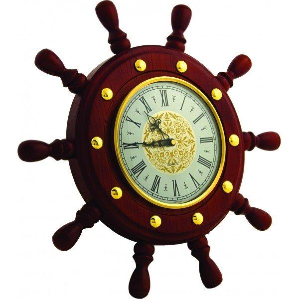 Проекционные часы Бриг+ ШЧСТ-С9 часы, 8 ручекЧасы без проекции<br>Дорогой и лаконичный в своем визуальном исполнении аксессуар Бриг+ ШЧСТ-С9 часы, 8 ручек может послужить идеальным подарком для близким людей или стать интересным элементом интерьера в вашем доме. Изделие сочетает в себе все достоинства дорогого сувенира, который может стать дополнением коммерческого помещения, кофе в морском стиле или личного рабочего кабинета.<br>Основные достоинства данной модели сувенирных часов от компании Бриг+:<br><br>Качественные материалы изготовления (корпус &amp;ndash; высокопрочная древесина цвета &amp;laquo;барокко&amp;raquo;)<br>Встроенные часы с высокоточным механизмом<br>Количество ручек - 8<br>Диаметр циферблата 180 мм<br>Привлекательный внешний вид<br>Сохранность первозданного облика на долгие годы эксплуатации<br>Гарантия высокого качества<br>Идеальный вариант для подарка<br><br>Часы и бытовые приборы от компании Бриг+ &amp;ndash; это возможность создать неповторимую атмосферу в пределах столовой, гостиной, рабочего кабинета или библиотеки, так как каждая модель отличается индивидуальностью и оригинальным визуальным решением. Все конструкции изготавливаются из высококлассной древесины ценных пород, что действительно делает изделия максимально лаконичными и дорогими на вид.<br><br>Страна: Россия<br>Питание, В: Батарейки<br>Тип батарейки: АА<br>Колво батареек: 1<br>Адаптер к 220В: Нет<br>С будильником: Нет<br>Радиодатчик: Нет<br>С метеостанцией: Нет<br>В помещении t, С: Нет<br>За окном t, С: Нет<br>Влажность в помещении: Нет<br>Влажность за окном: Нет<br>Давление: Нет<br>Прогноз погоды: Нет<br>Габариты, мм: 440x440<br>Вес, кг: 3<br>Гарантия: 1 год